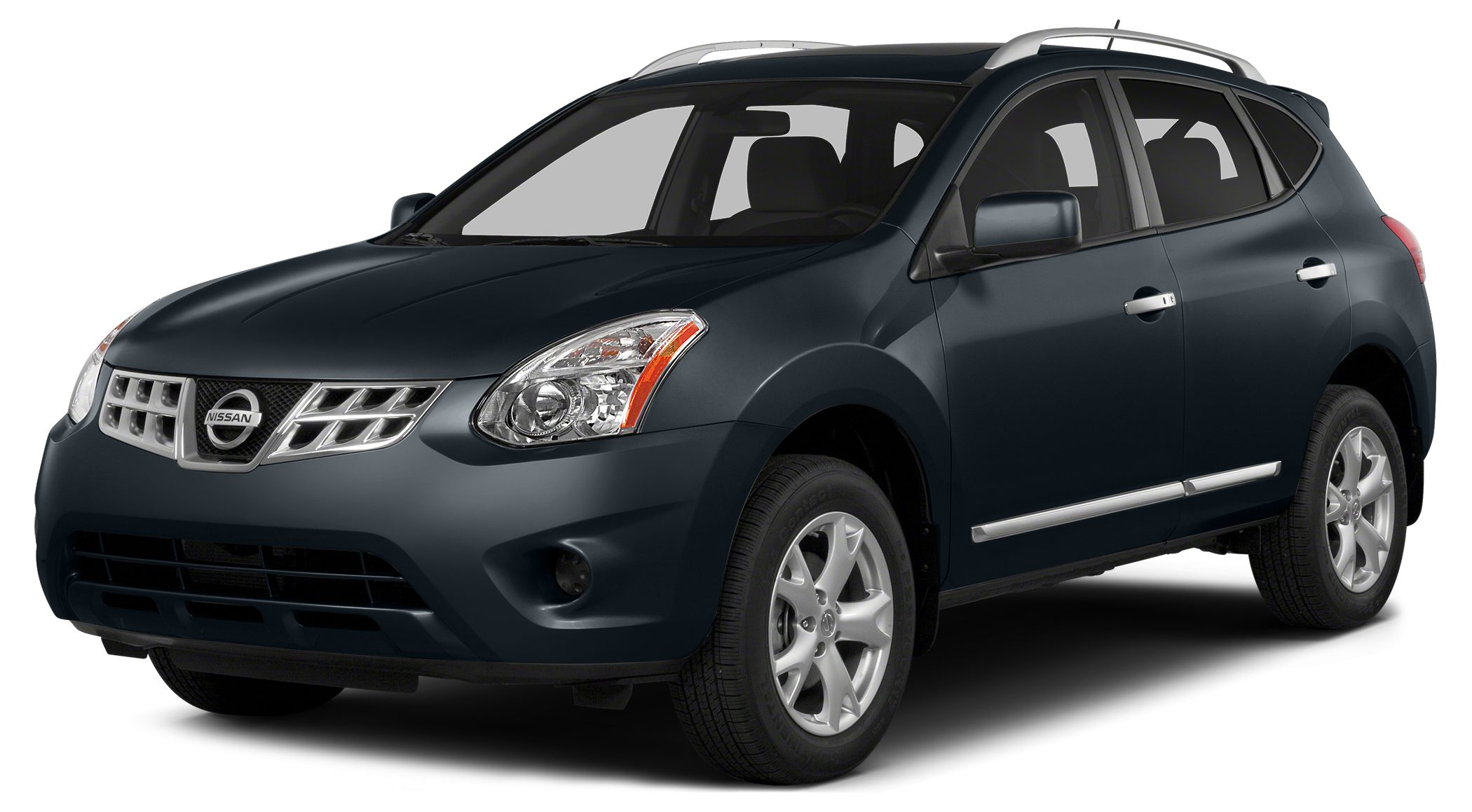 2015 Nissan Rogue Select S Miles 59546Color Graphite Blue Stock PN17322 VIN JN8AS5MT9FW66215
