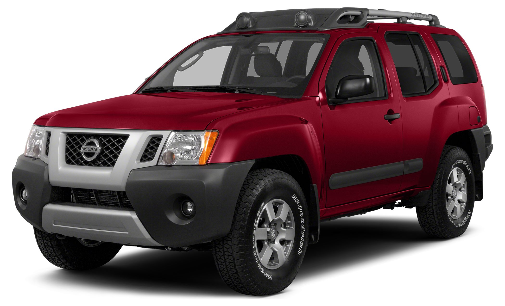 2015 Nissan Xterra PRO-4X Hold on to your seats Nissan has done it again They have built some