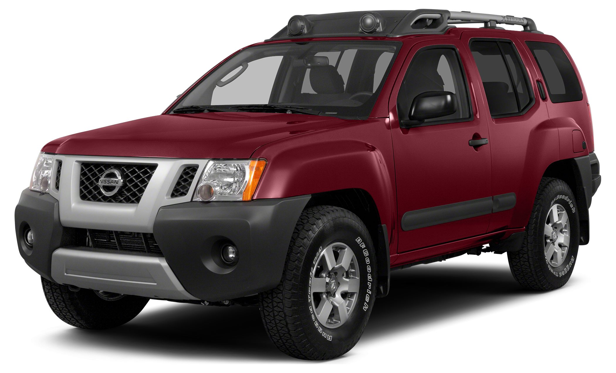 2015 Nissan Xterra S This rock-hard Xterra with its grippy 4WD will handle anything mother natur