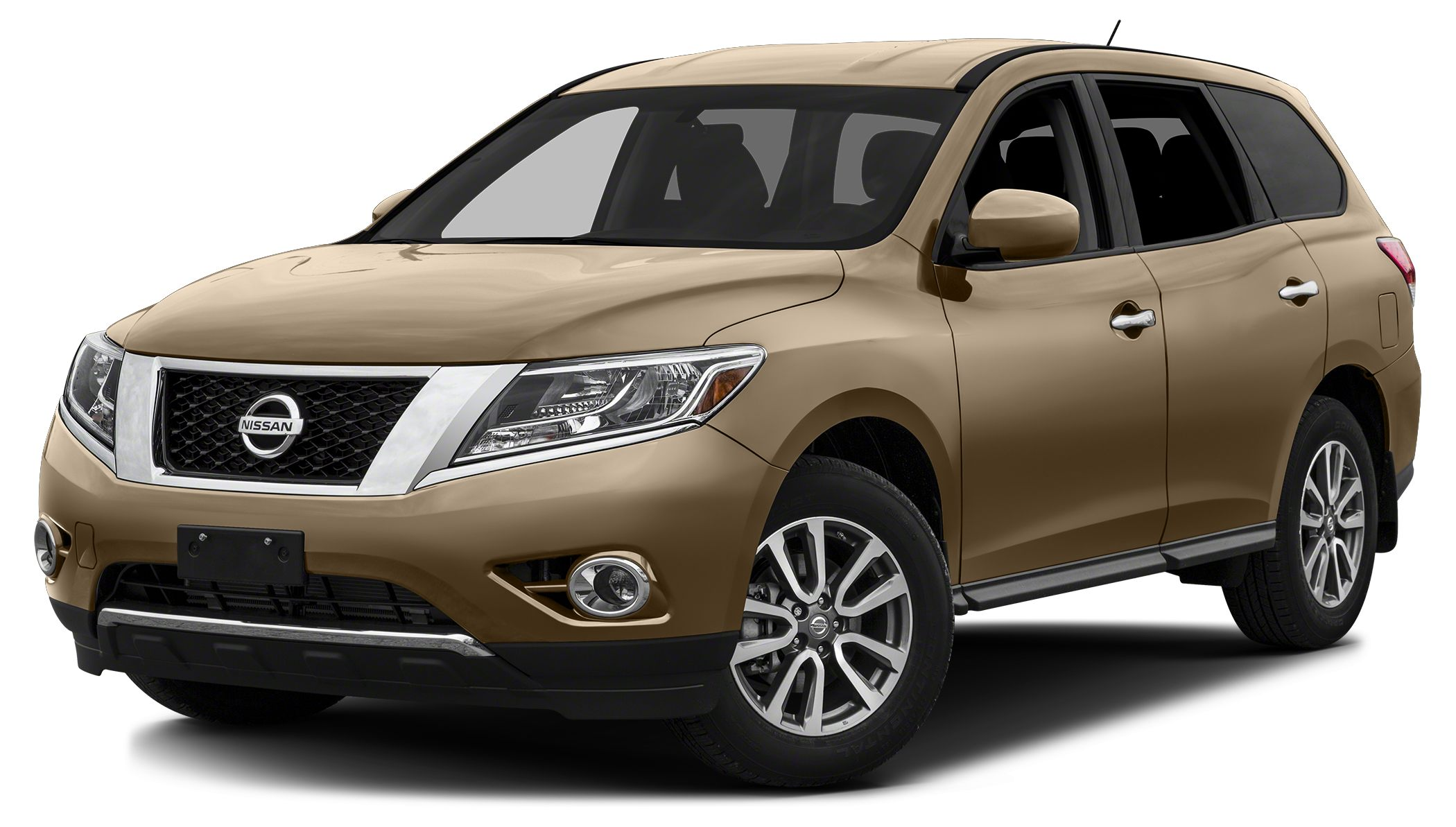 2013 Nissan Pathfinder SV Back up camera and traction control are part of the complete package with