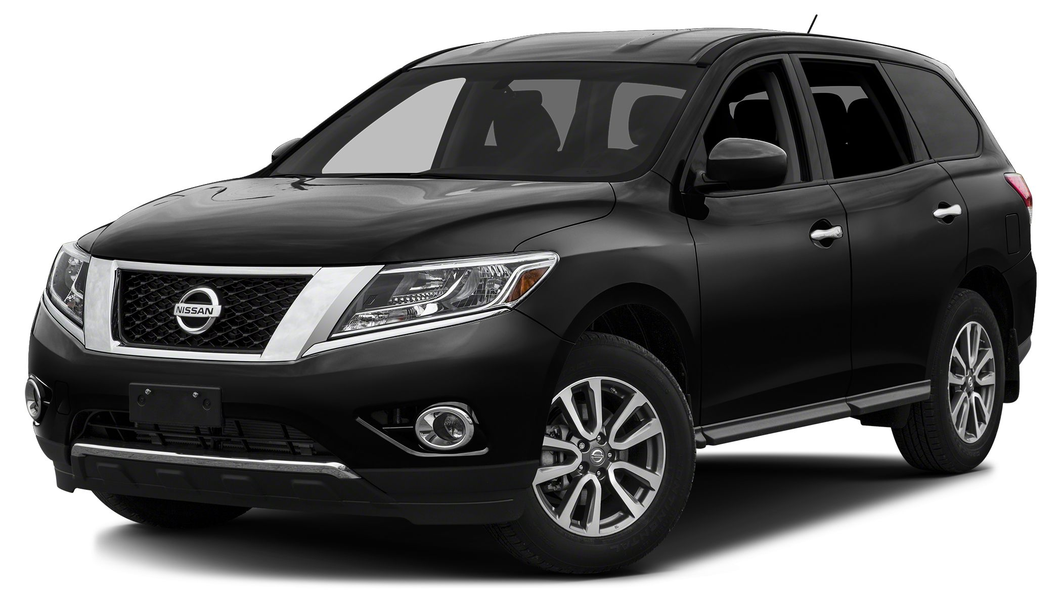 2014 Nissan Pathfinder S 4WD 7 Passenger 6 cyl Push to Start Alloys Rear Backup Camera Multi