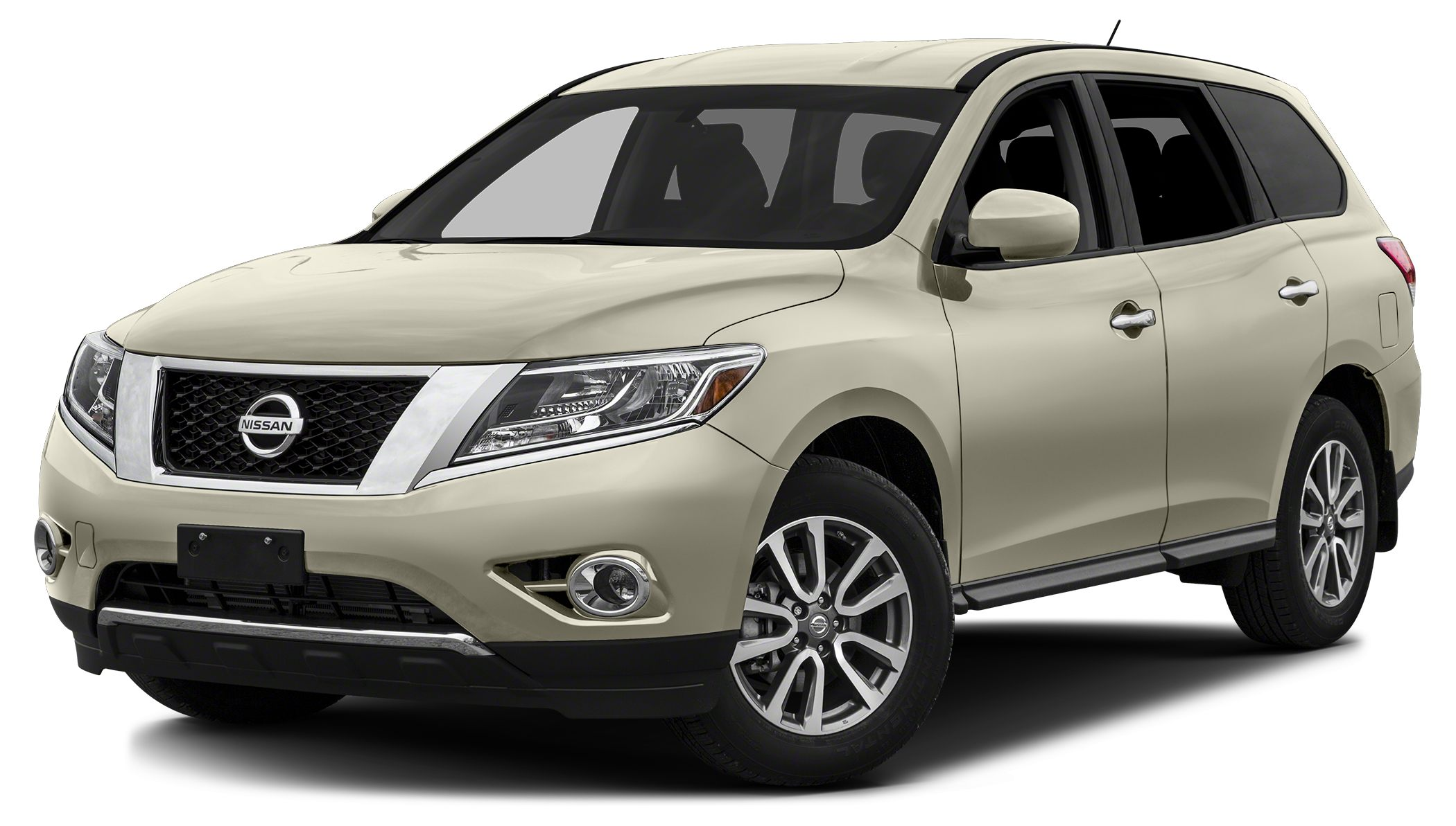 2014 Nissan Pathfinder Platinum Step into the 2014 Nissan Pathfinder Youll appreciate its safety