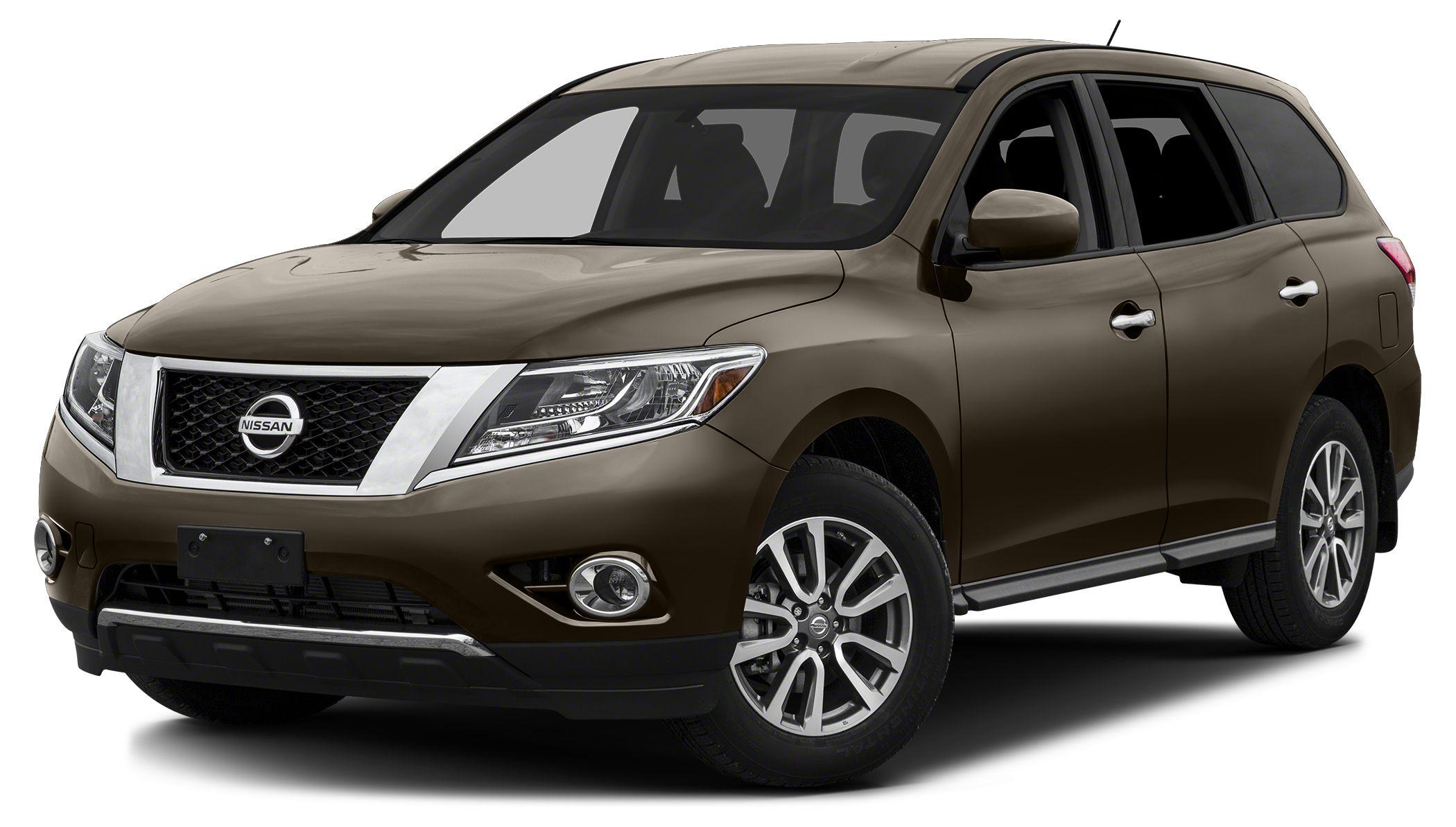 2015 Nissan Pathfinder  Miles 20778Color Brown Stock P642 VIN 5N1AR2MN7FC611500
