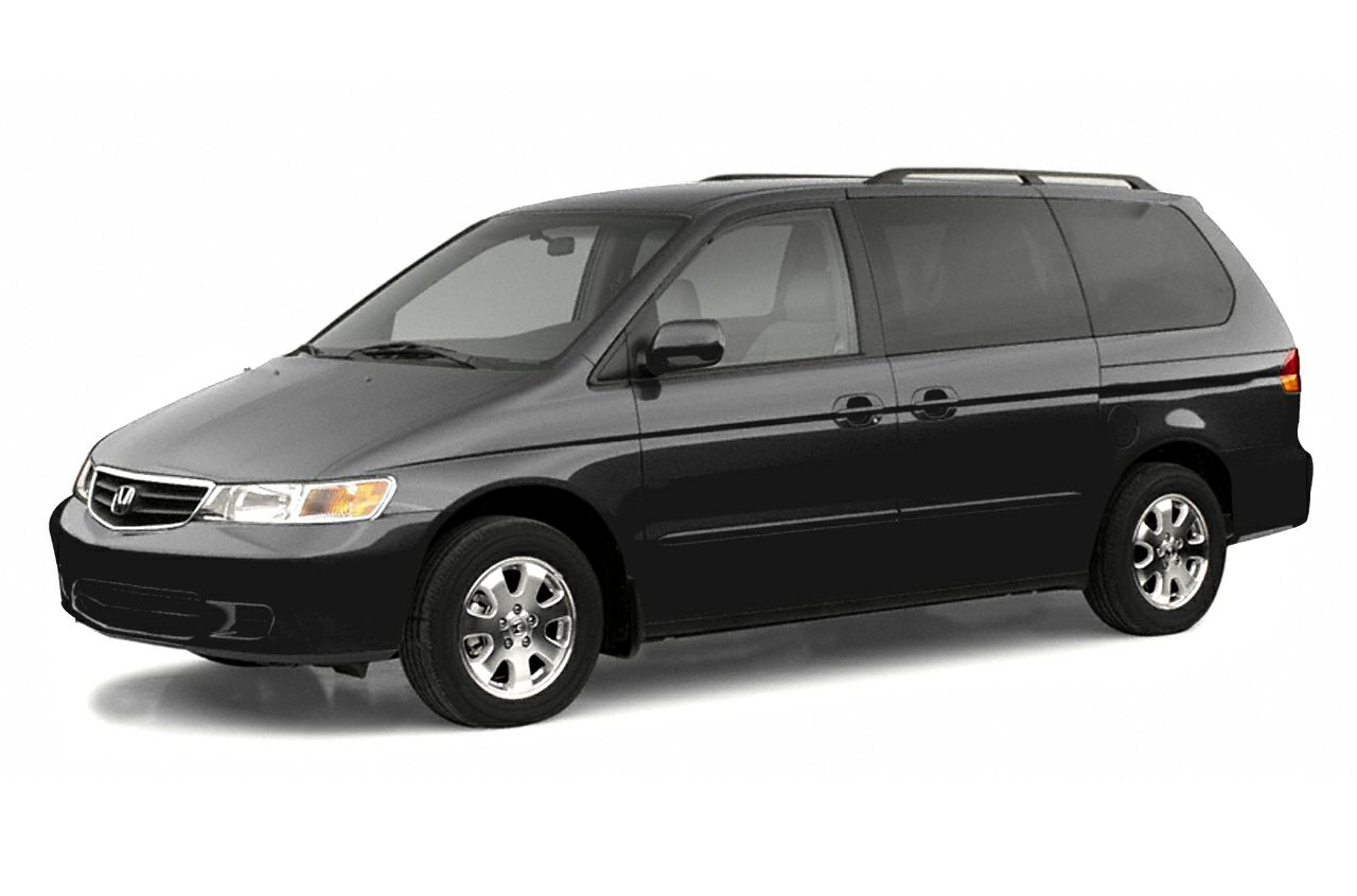 2003 Honda Odyssey EX-L w Navigation 2 YEARS MAINTENANCE INCLUDED WITH EVERY VEHICLE PURCHASED Th