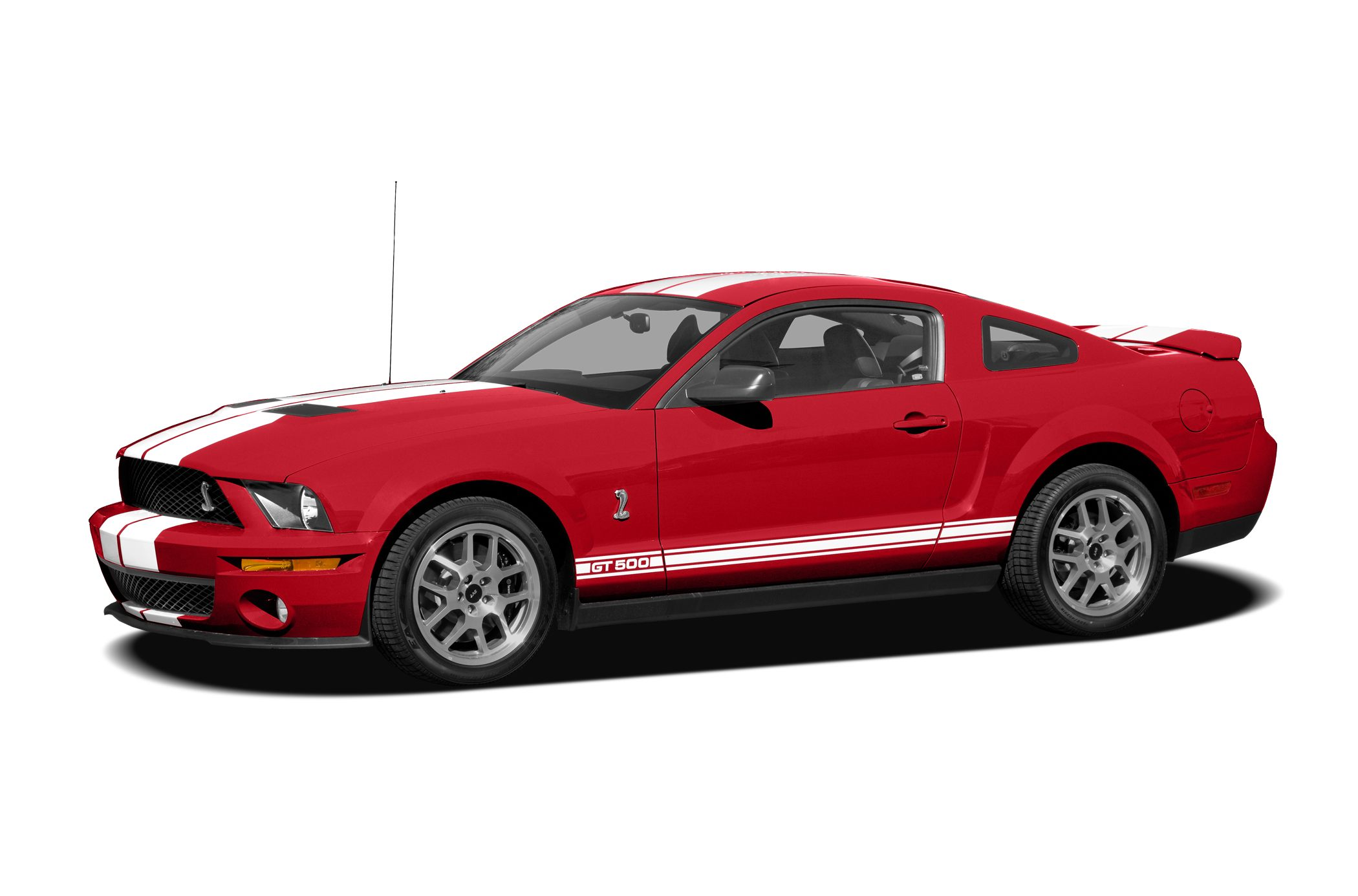 2008 Ford Mustang Shelby GT500 54L V8 DOHC Supercharged 6 speed manual Its time for West Coast
