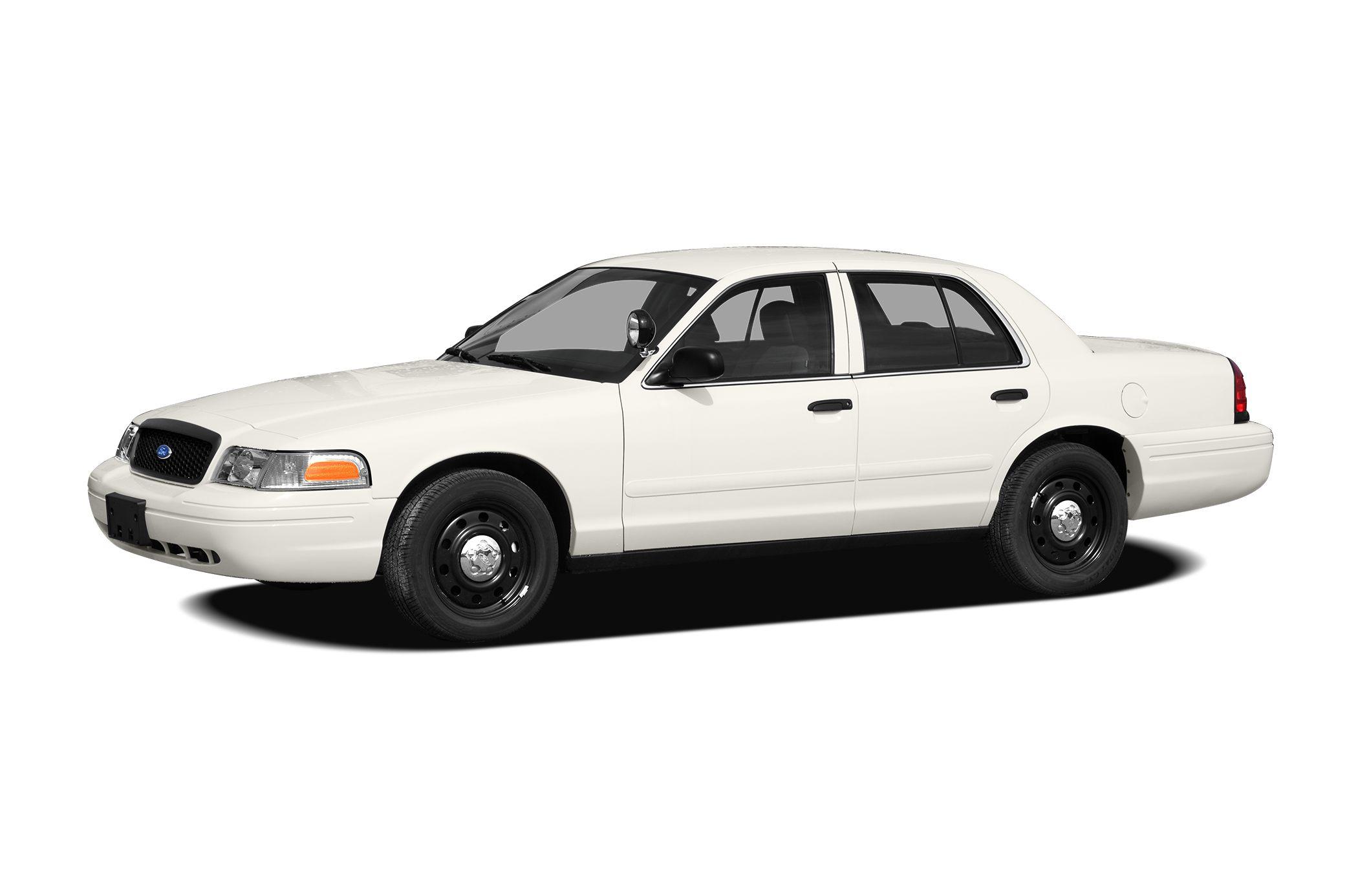 2008 Ford Crown Victoria Police Interceptor  Miles 121110Color Black Stock 0842630 VIN 2FA