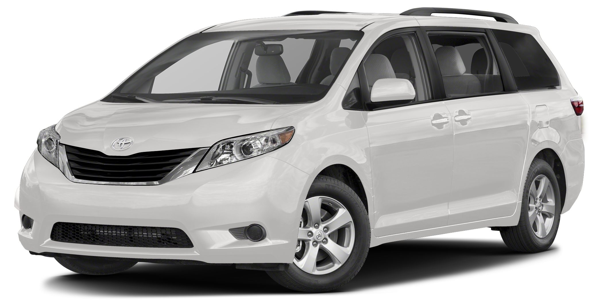 2016 Toyota Sienna LE 8 Passenger Introducing the 2016 Toyota Sienna A safe vehicle to haul your