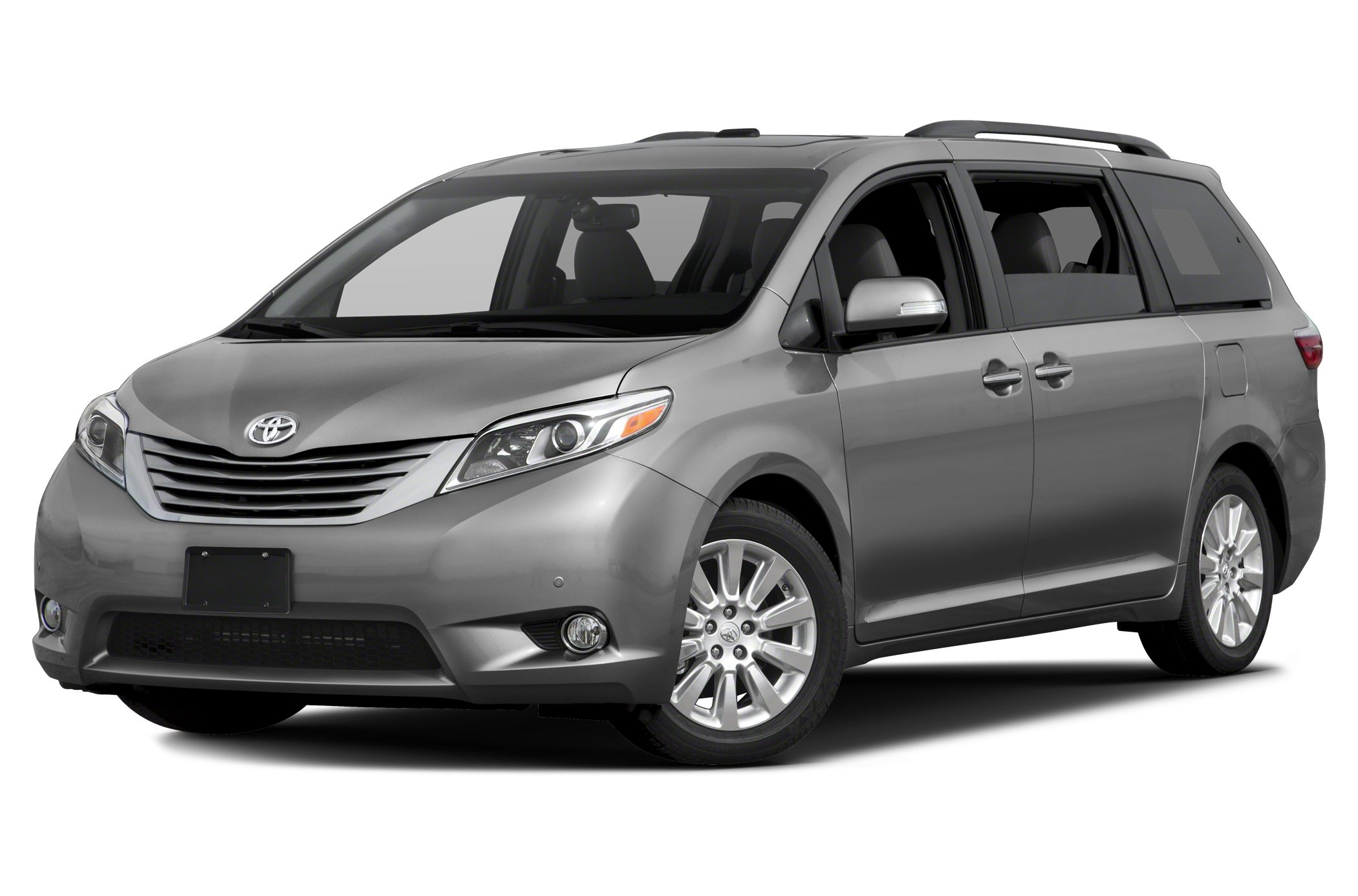 2017 Toyota Sienna Limited Premium 7 Passenger Sunroof 3rd Row Seat Navigation DVD Entertainmen