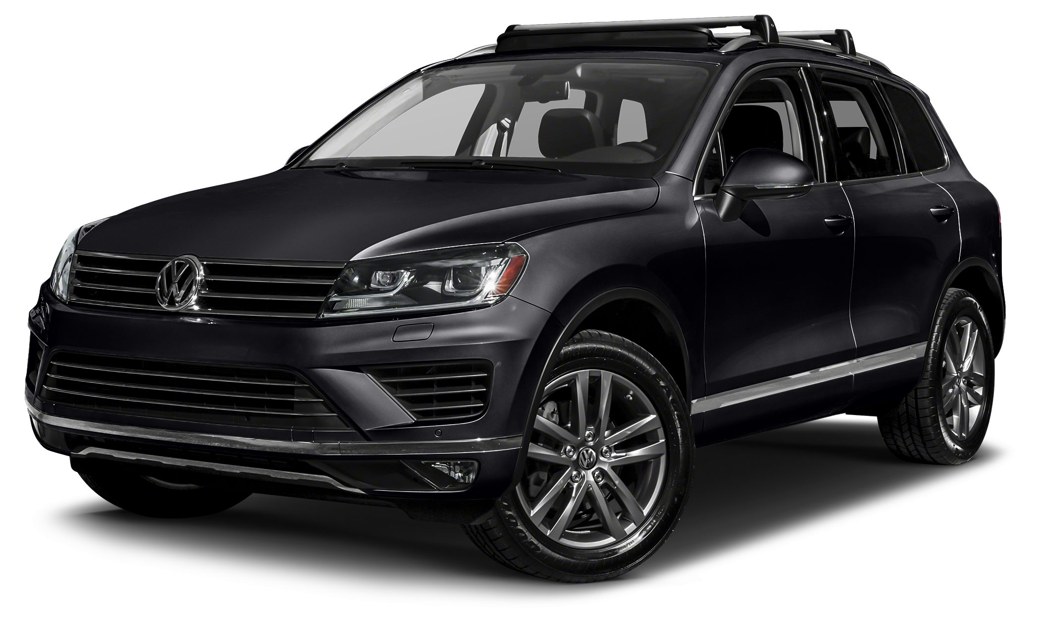 2016 Volkswagen Touareg TDI Lux Includes a CARFAX buyback guarantee Gassss saverrrr 28 MPG Hwy