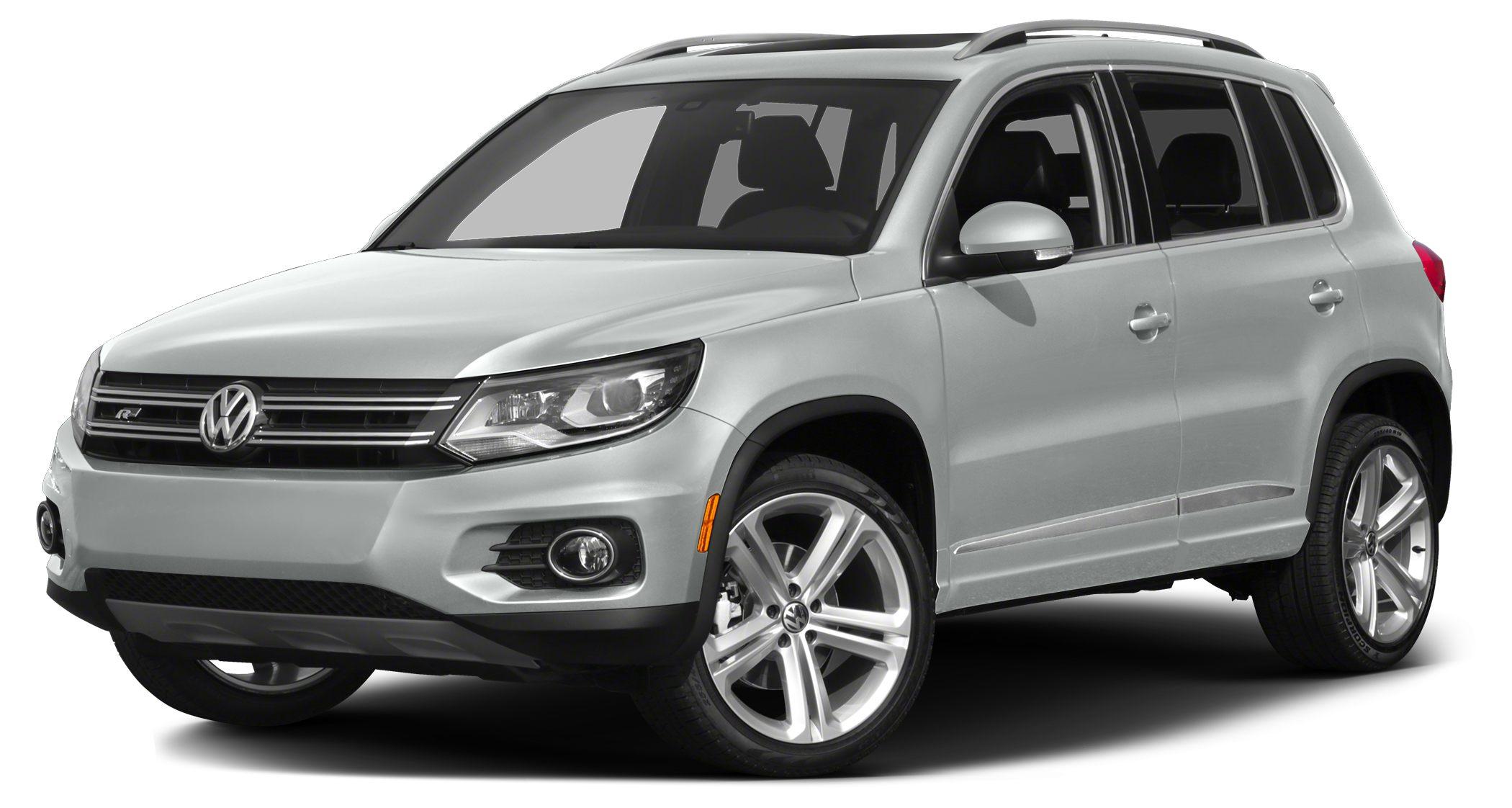 2016 Volkswagen Tiguan R-Line Miles 3Color Pure White Stock V3276 VIN WVGAV7AX6GW503447