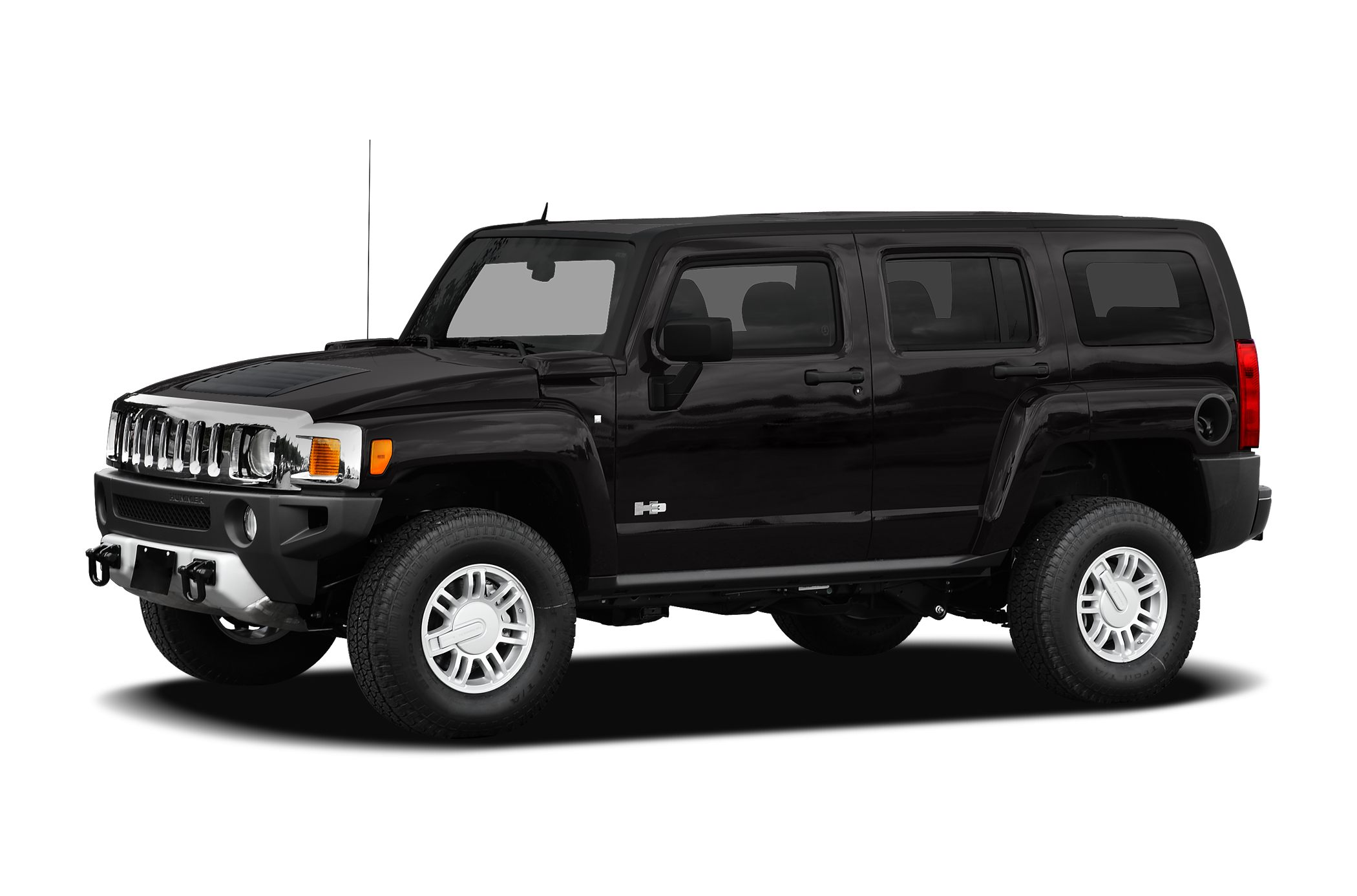 2008 HUMMER H3  4X4 KEYLESS ENTRY SAT RADIO ALLOY WHEELS Miles 123906Color Silver Stoc