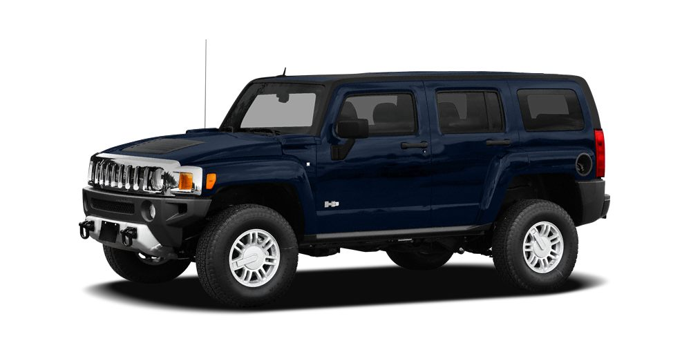 2008 HUMMER H3  Recent Arrival WARRANTY FOREVER included at NO EXTRA COST See our Excellent