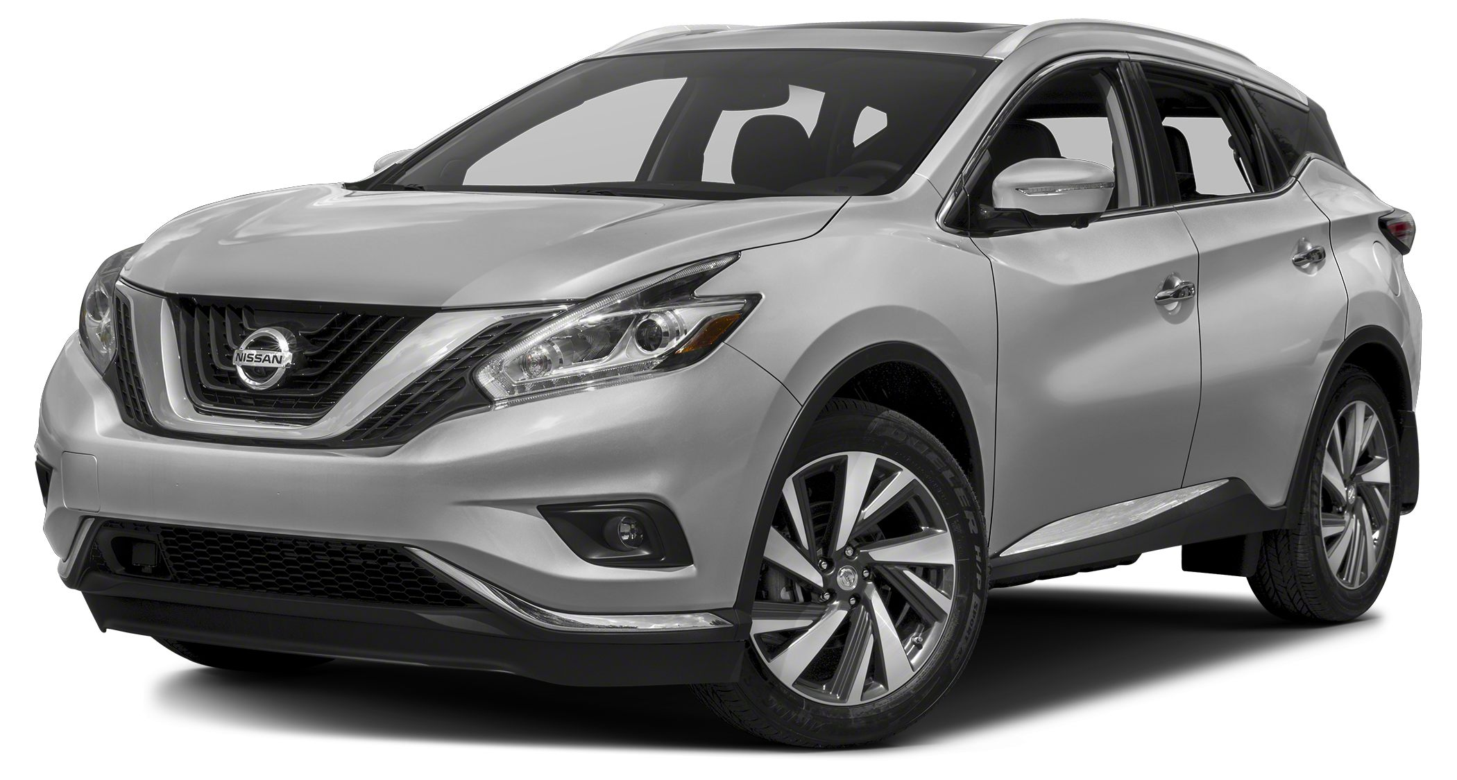 2016 Nissan Murano Platinum Miles 10Color Brilliant Silver Metallic Stock DU7163009 VIN 5N1A