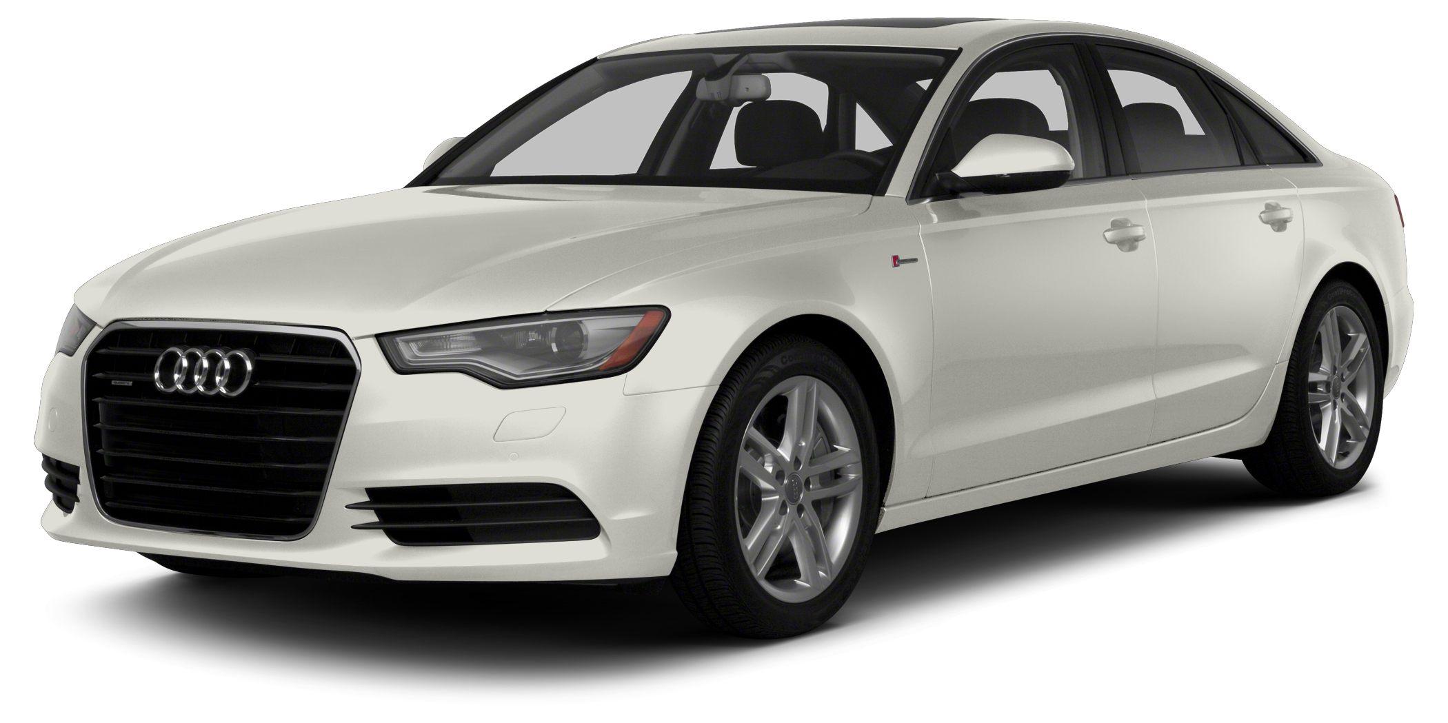 2013 Audi A6 30T quattro Premium QUATTRO BACKUP CAMERA NAVIGATION BLIND SPOT MONITIOR REMOTE