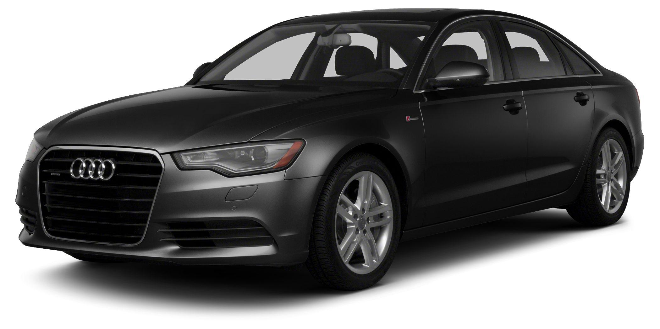 2013 Audi A6 20T quattro Premium QUATTRO BACKUP CAMERA NAVIGATION BLIND SPOT MONITIOR UPGRADE