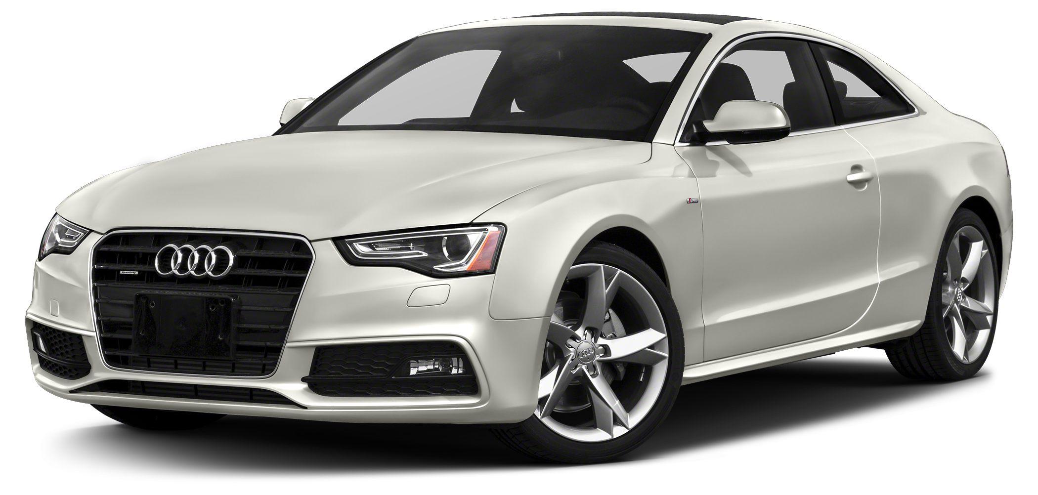 2014 Audi A5 20T quattro Premium Miles 20085Color Ibis White Stock 008954