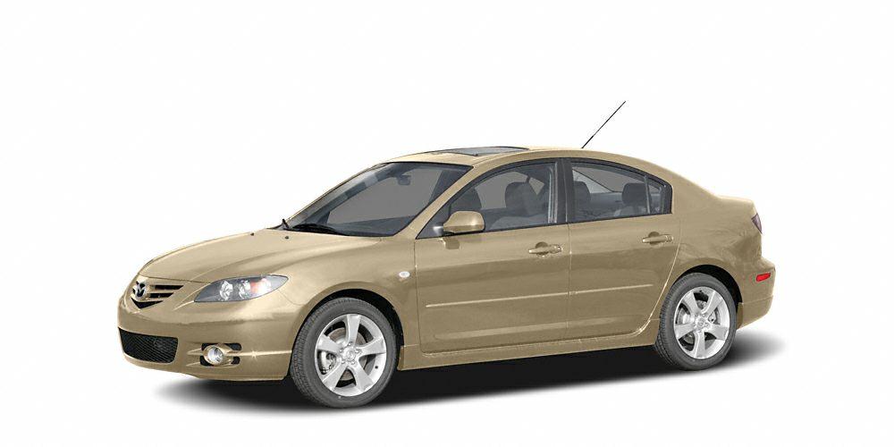 2005 Mazda MAZDA3 i Miles 107979Color Shimmering Sand Metallic Stock SB15717A VIN JM1BK32FX5
