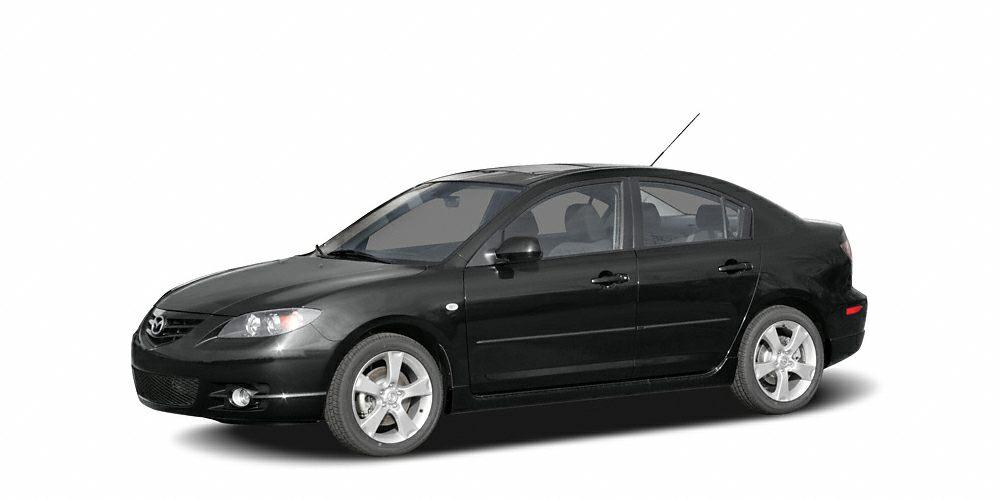 2005 Mazda MAZDA3 s Miles 115366Color Black Mica Stock K15163A VIN JM1BK323X51309505