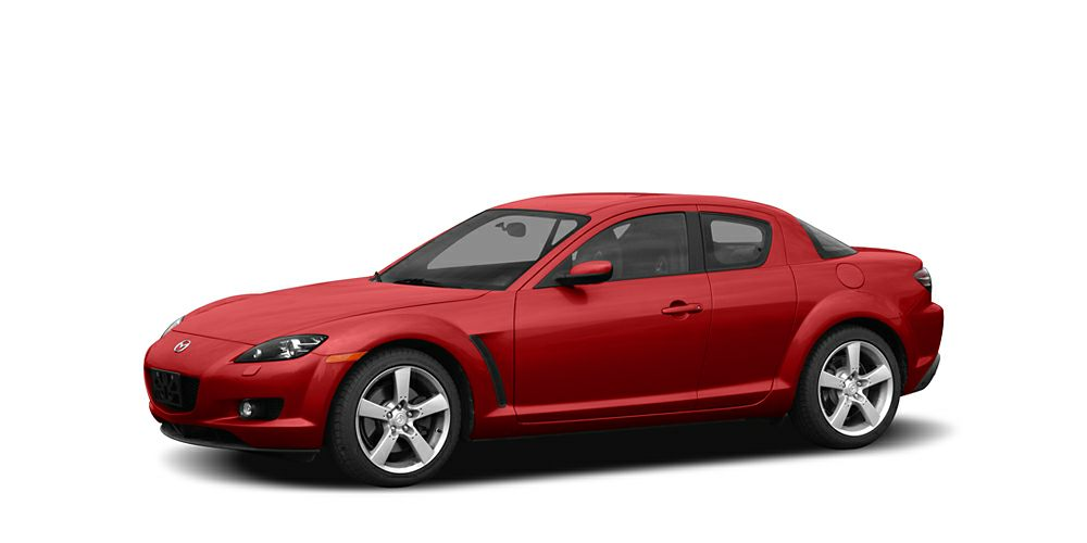 2005 Mazda RX-8 Base Miles 99802Color Velocity Red Mica Stock ZT159062 VIN JM1FE173250159062