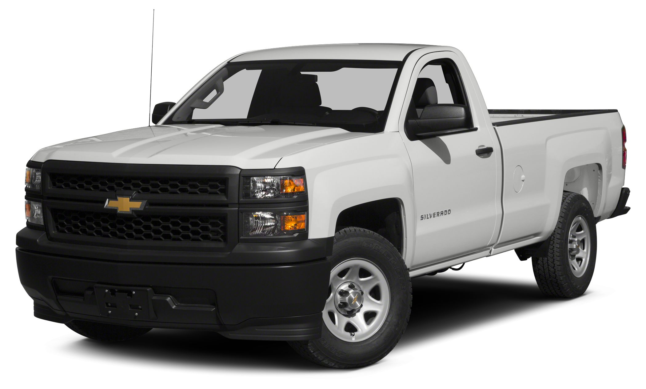 2015 Chevrolet Silverado 1500  Miles 152Color Summit White Stock 158442 VIN 1GCNCPEH1FZ41616