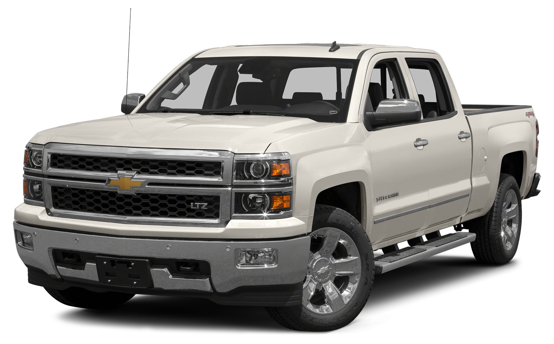 2015 Chevrolet Silverado 1500 1LT Road trips can be fun again with the anti-lock brakes and dual a