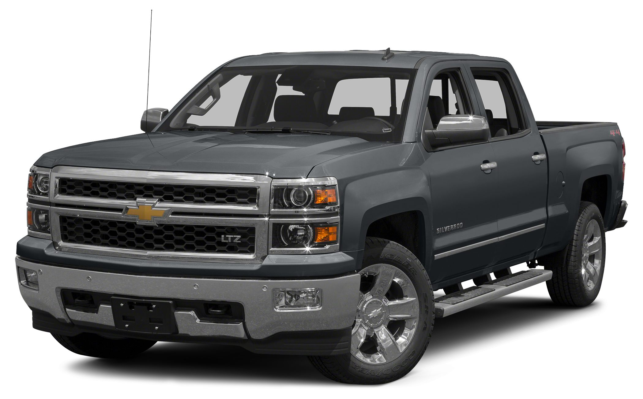 2014 Chevrolet Silverado 1500 LT w1LT EPA 23 MPG Hwy16 MPG City TRAILERING PACKAGE WHEELS 20