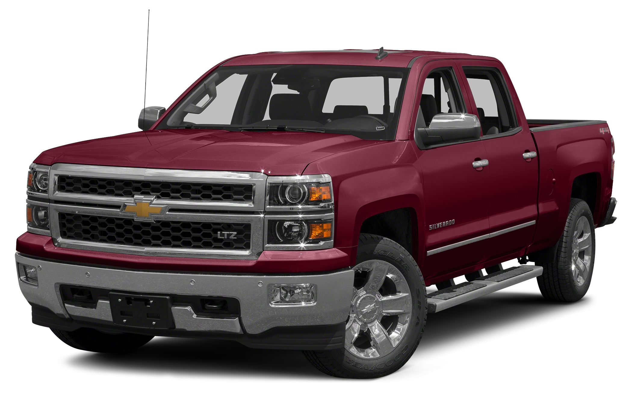 2014 Chevrolet Silverado 1500 LT w1LT EPA 22 MPG Hwy16 MPG City GREAT MILES 35820 ALL STAR ED