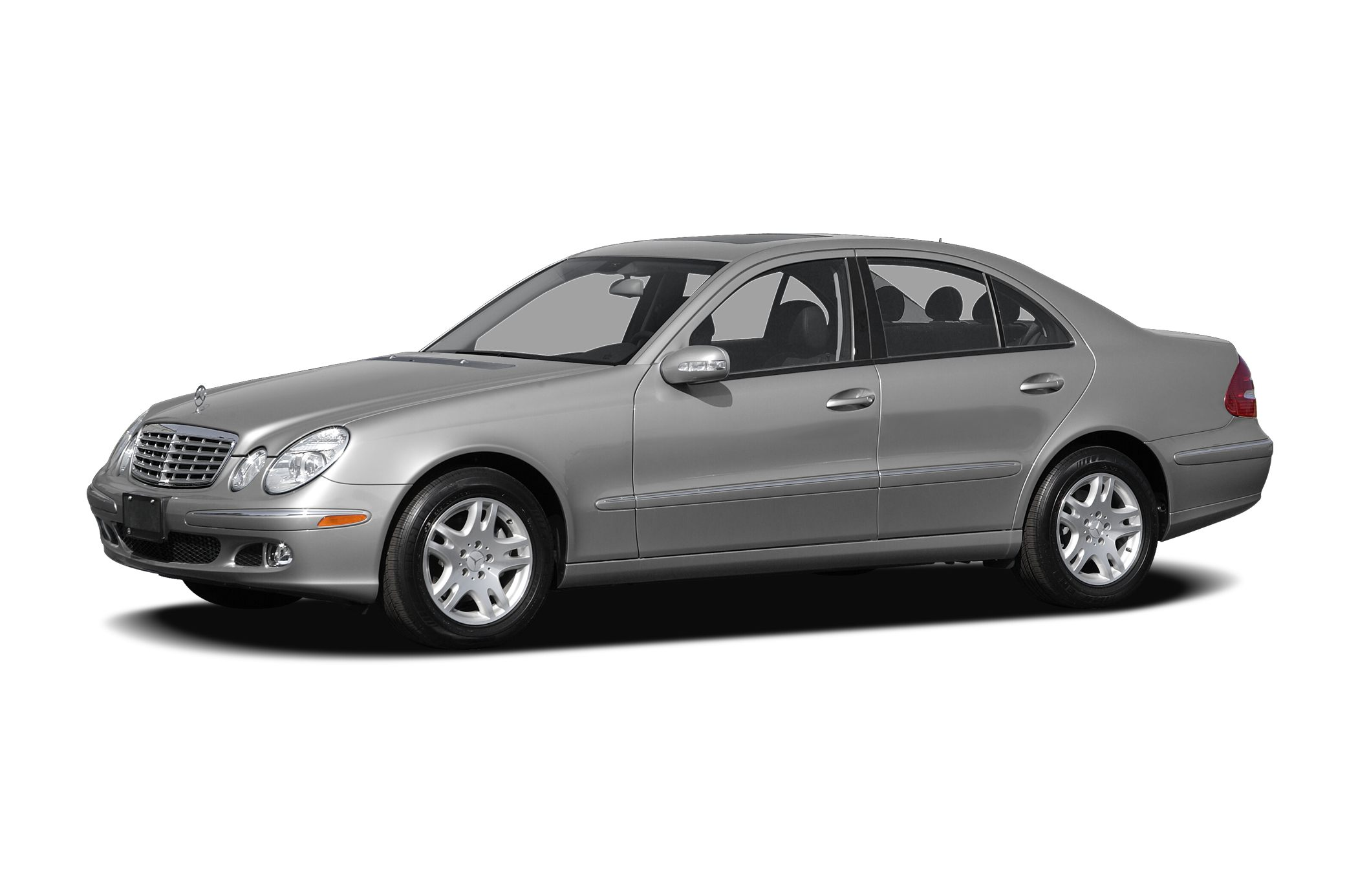 2006 MERCEDES E-Class E350 4MATIC Outfitted with a braking assist dual climate control stability