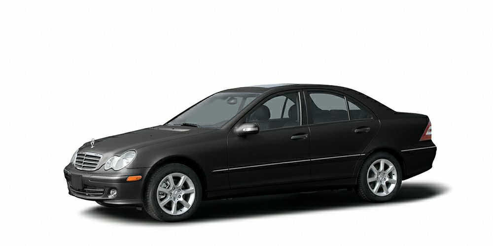 2006 MERCEDES C-Class C230 Sport Price does not include state and county taxes title and tag fees