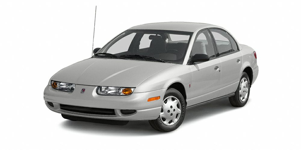 2002 Saturn S-Series SL1 Snatch a steal on this 2002 Saturn SL SL1 AT before someone else takes it
