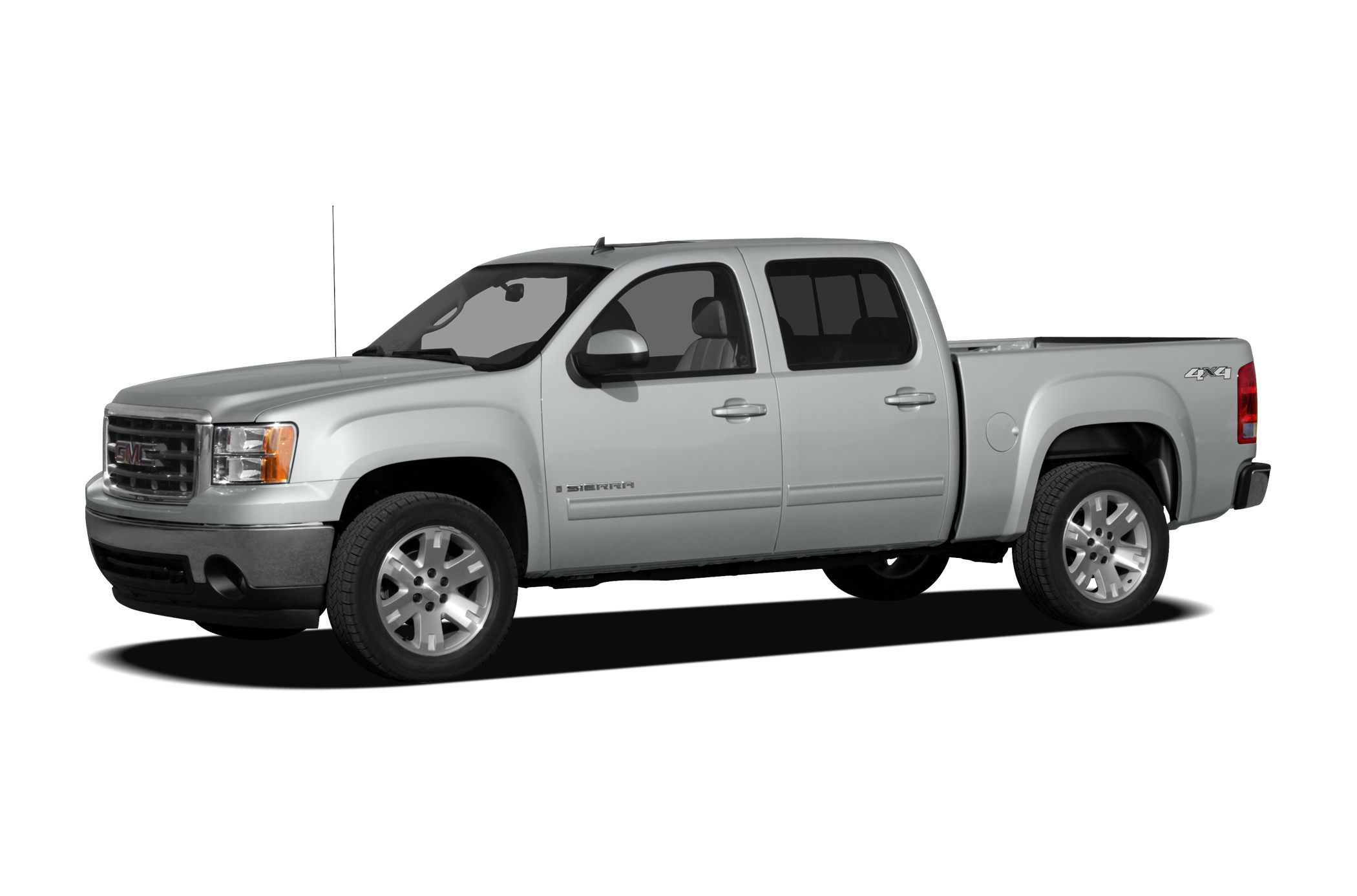 2012 GMC Sierra 1500 SLT 6-Speed Automatic 4WD and Leather Short Bed Leather An enduring cont