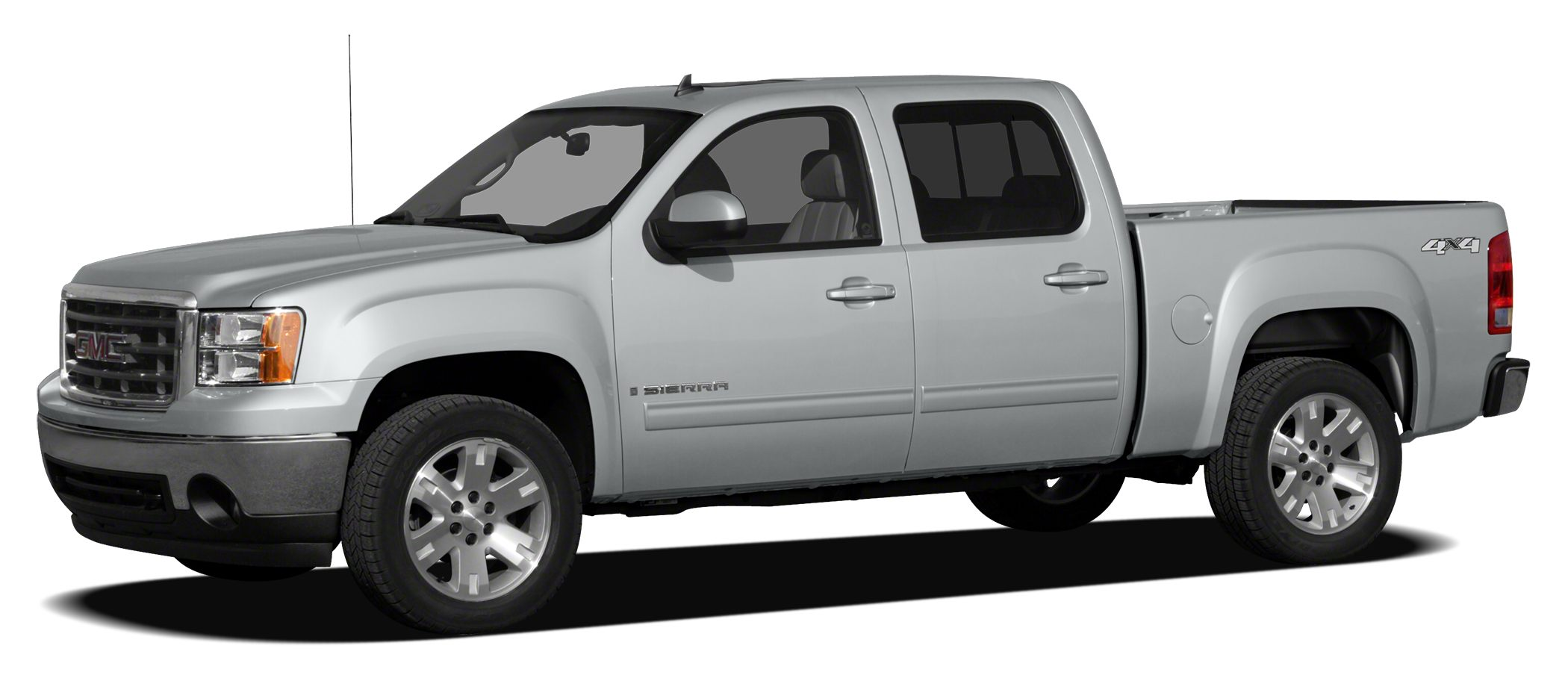 2012 GMC Sierra 1500 SLE CARFAX 1-Owner FUEL EFFICIENT 21 MPG Hwy12 MPG City Alloy Wheels SUSP