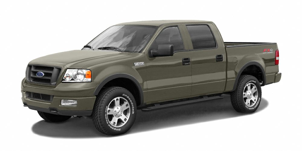 2005 Ford F-150  Miles 60785Color Tan Stock 16288 VIN 1FTPW14565FB29602