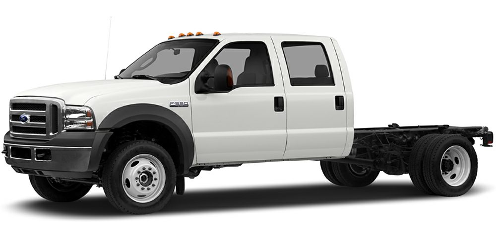 2006 Ford F-450 Chassis Cab  REST EASY With its Buyback Qualified CARFAX report you can rest eas