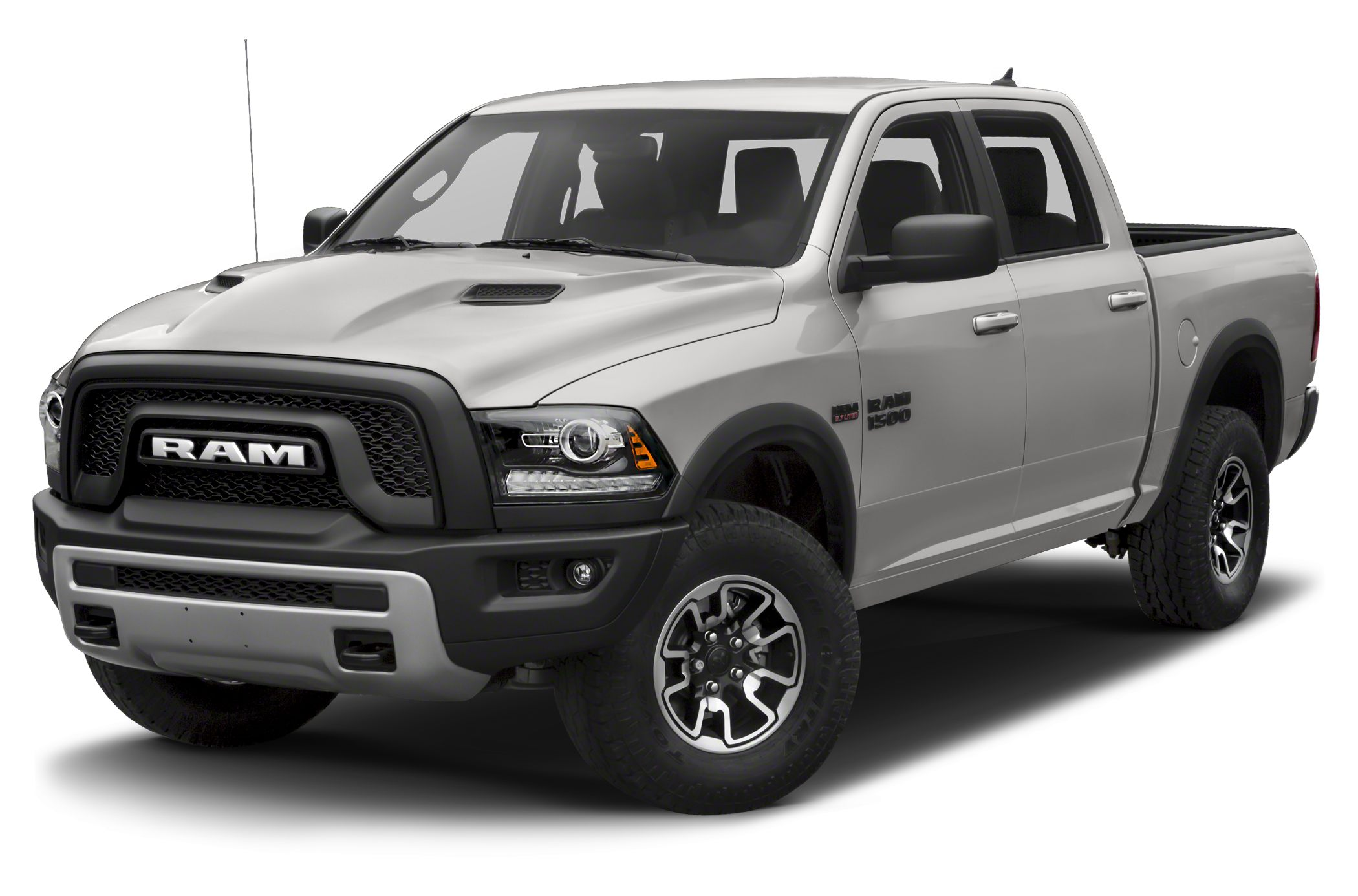 2017 RAM 1500 Rebel Color Black Onyx Stock 17T038 VIN 1C6RR7YT5HS507942