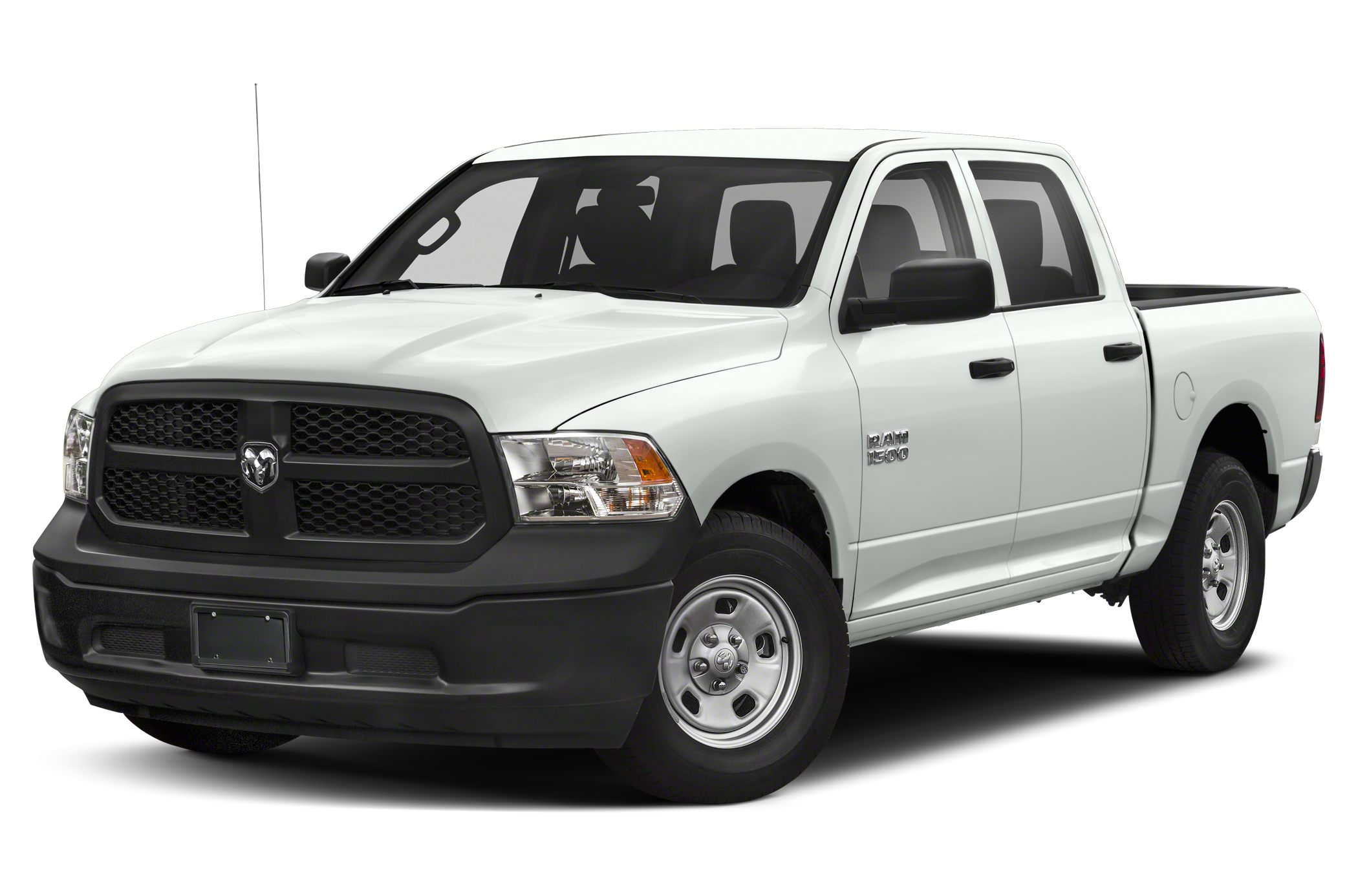 2014 RAM 1500 TradesmanExpress This model has many valuable options -Synthetic Leather Seats 4-Wh