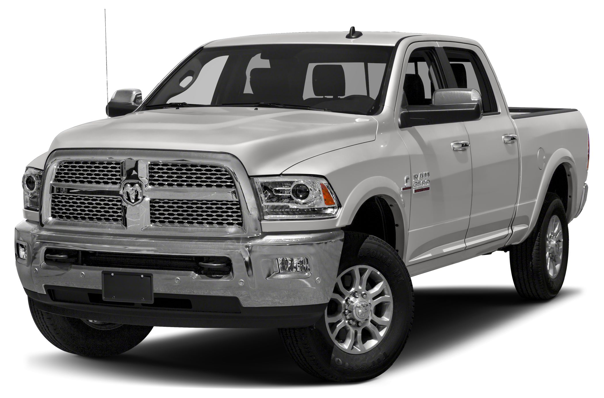 2018 RAM 3500 Laramie Crystal Metallic 2018 Ram 3500 Laramie 4WD 6-Speed Automatic Cummins 67L I6