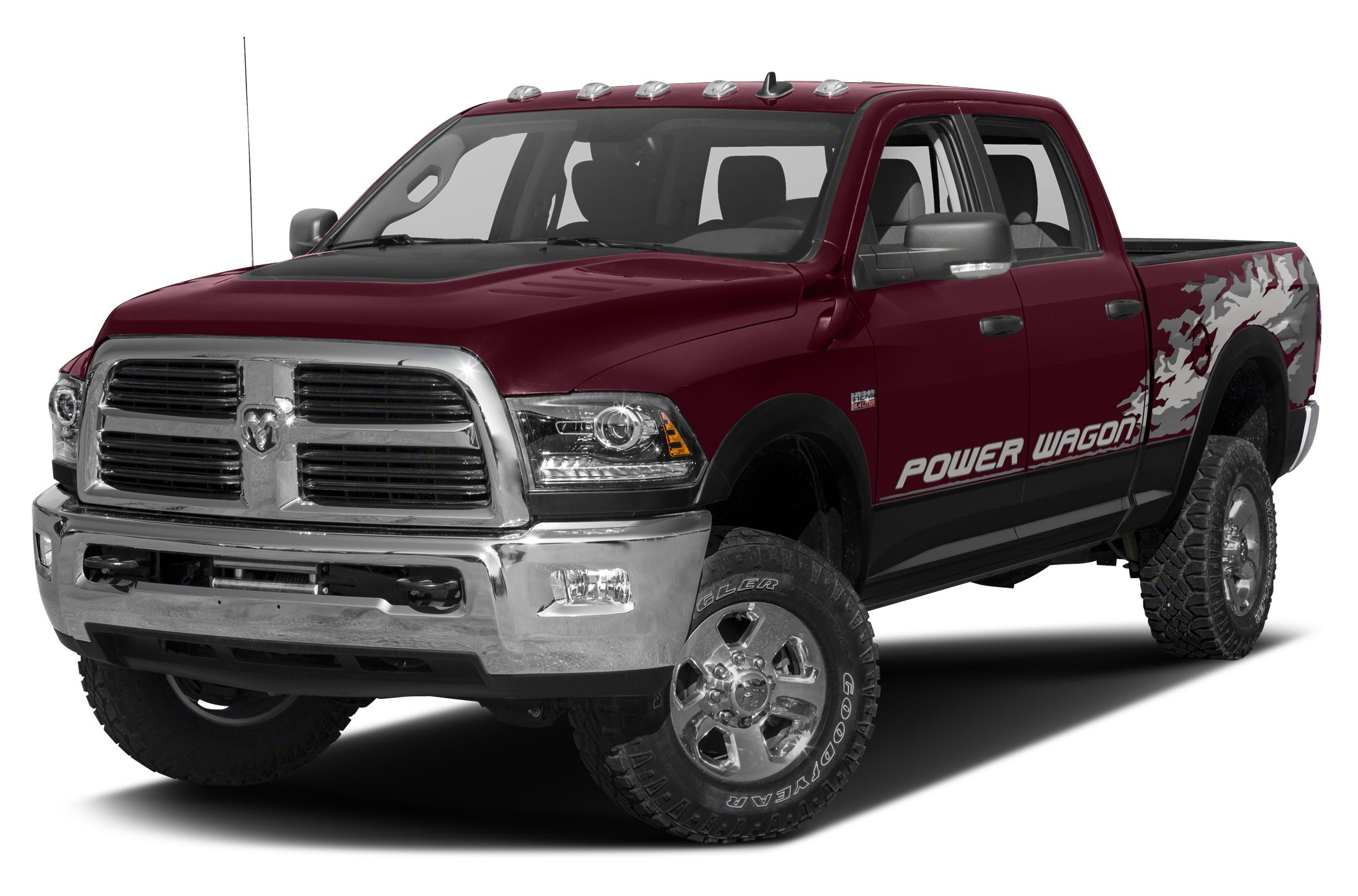 2016 RAM 2500 Power Wagon New Arrival Priced to sell at 2403 below the market average This mod