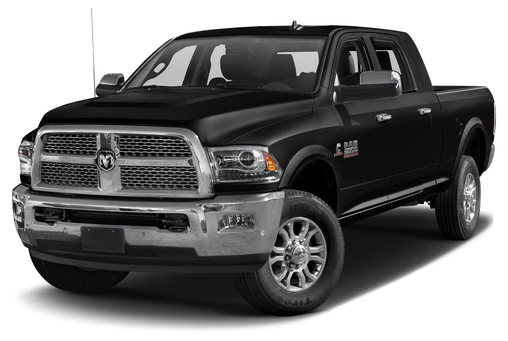 2016 RAM 2500 Laramie Price includes 1000 - Southwest 2016 Bonus Cash SWCGA 1000 - 2016MY US