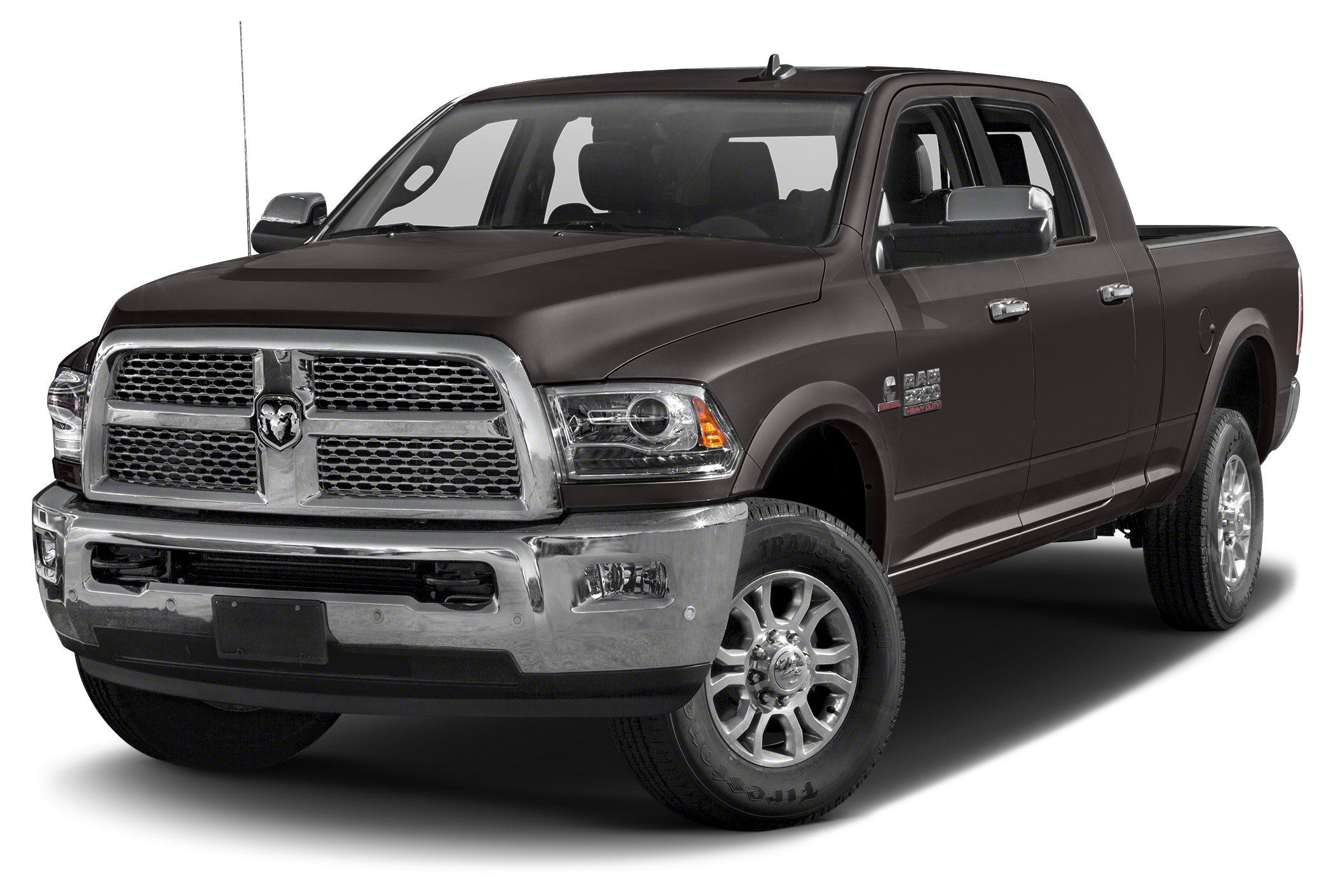 2017 RAM 2500 Laramie 2017 Ram 2500 Laramie 4WD 6-Speed Automatic 64L Heavy Duty V8 HEMI wMDS CL