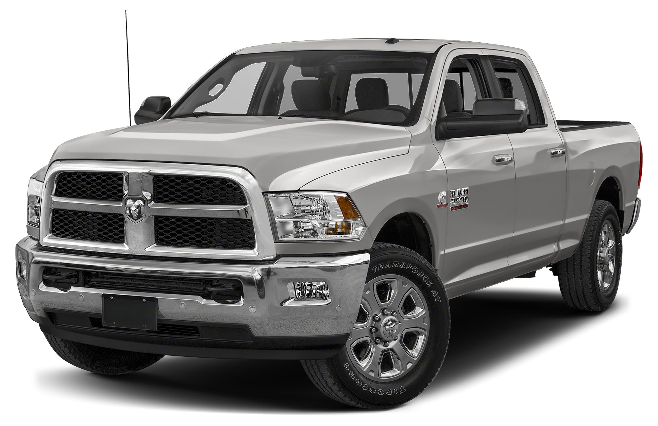 2017 RAM 2500 SLT Miles 22643Color Bright Silver Metallic Clearcoat Stock 177718B VIN 3C6UR4
