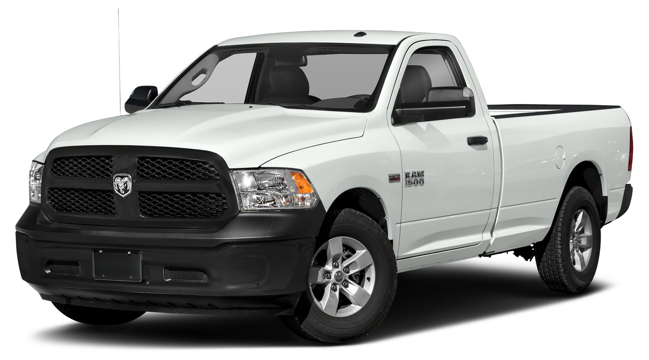 2016 RAM 1500 TradesmanExpress FUEL EFFICIENT 25 MPG Hwy17 MPG City Bright White Clear Coat ext