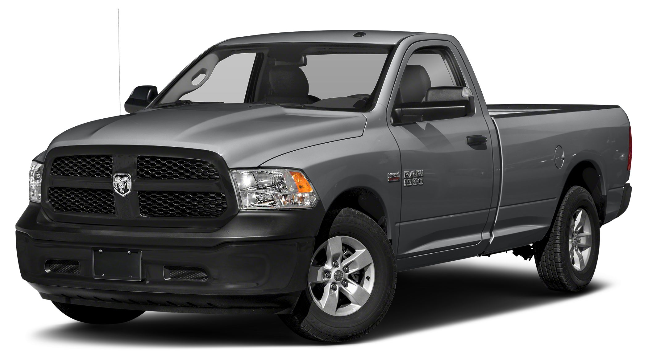 2017 RAM 1500 TradesmanExpress CARFAX One-Owner Clean CARFAX Agriculture Red 2017 Ram 1500 RWD