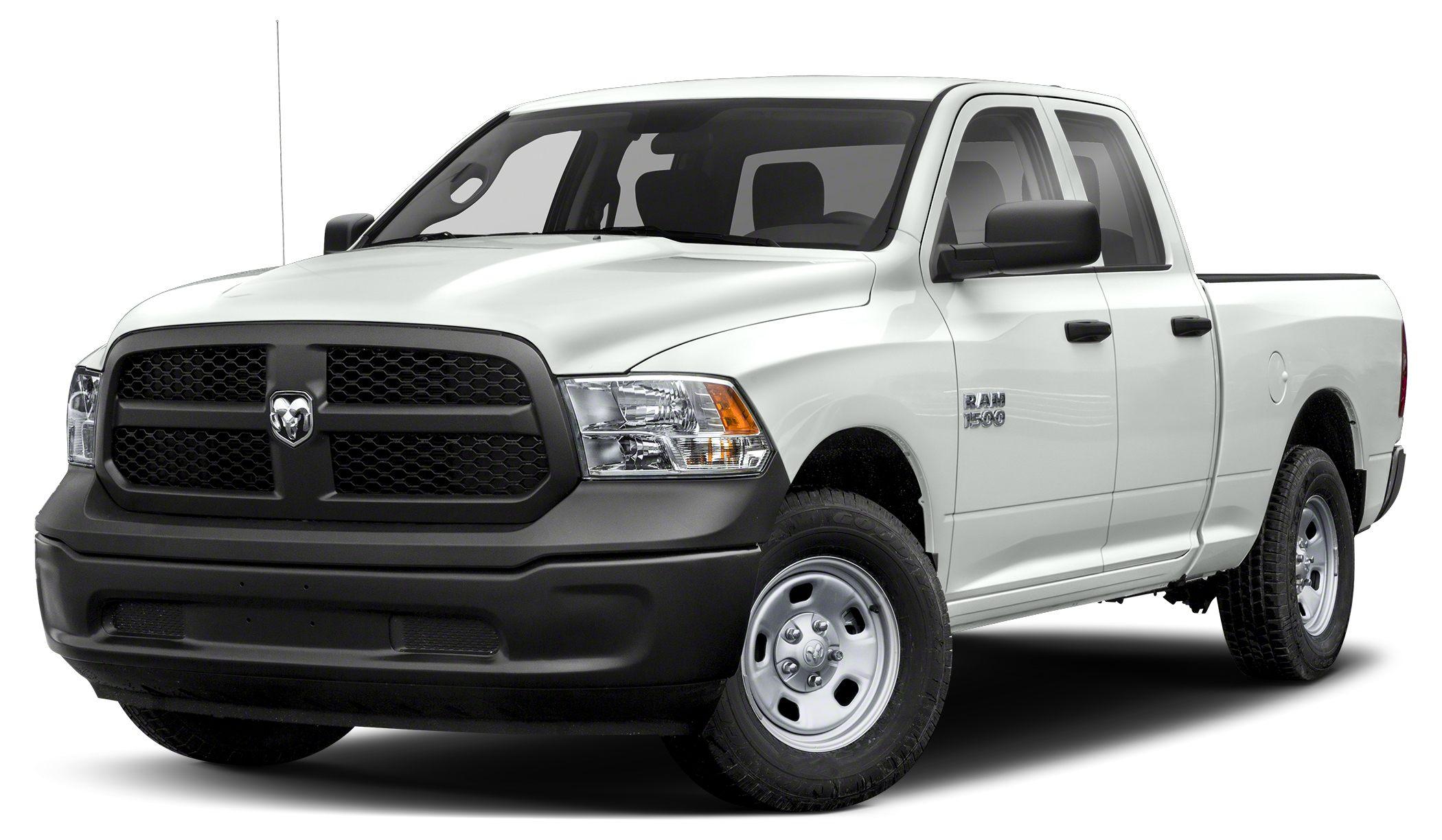 2016 RAM 1500 Tradesman/Express
