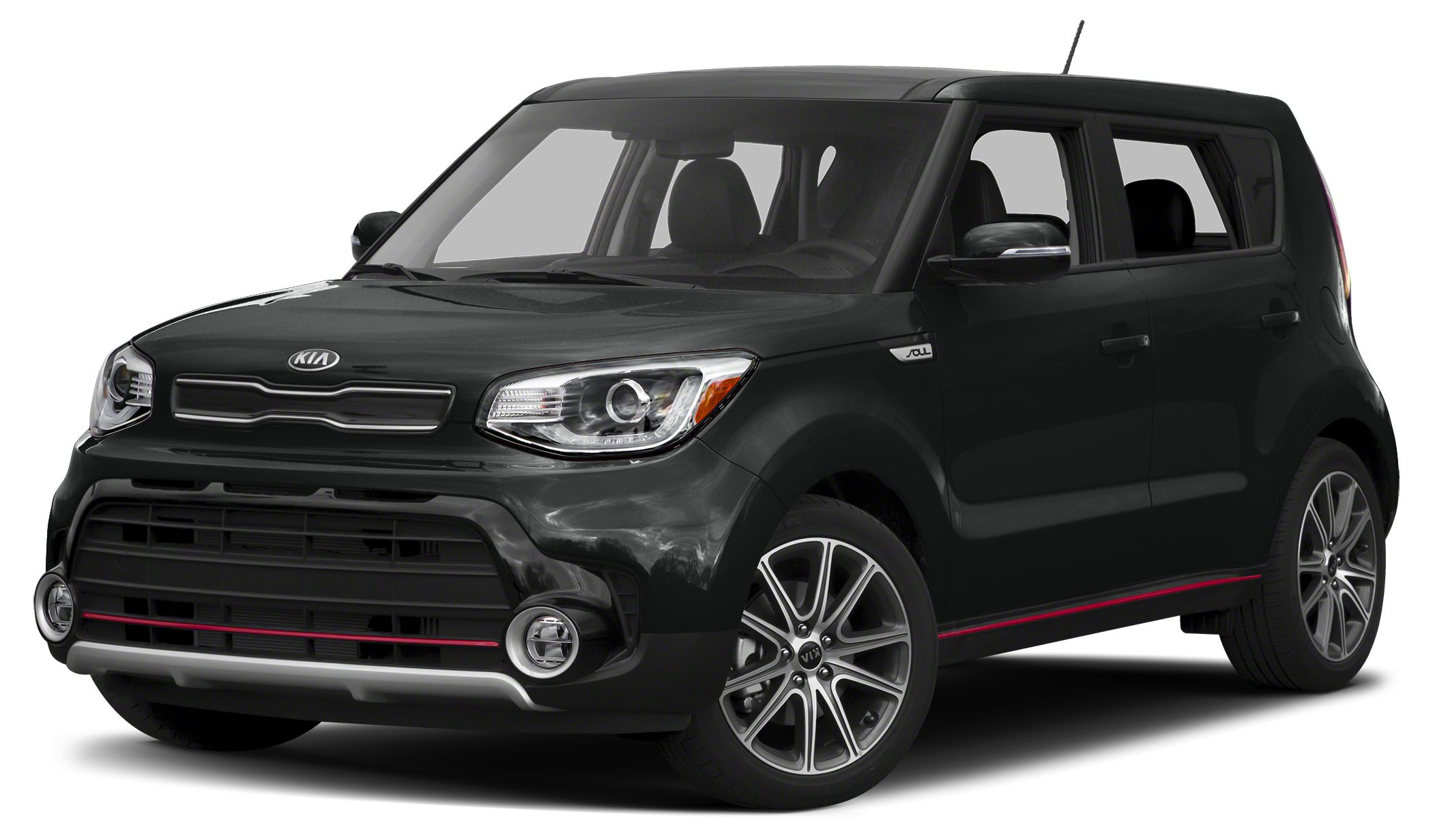 2018 Kia Soul  Miles 2Color Shadow Black Stock K8454 VIN KNDJX3AA8J7559491