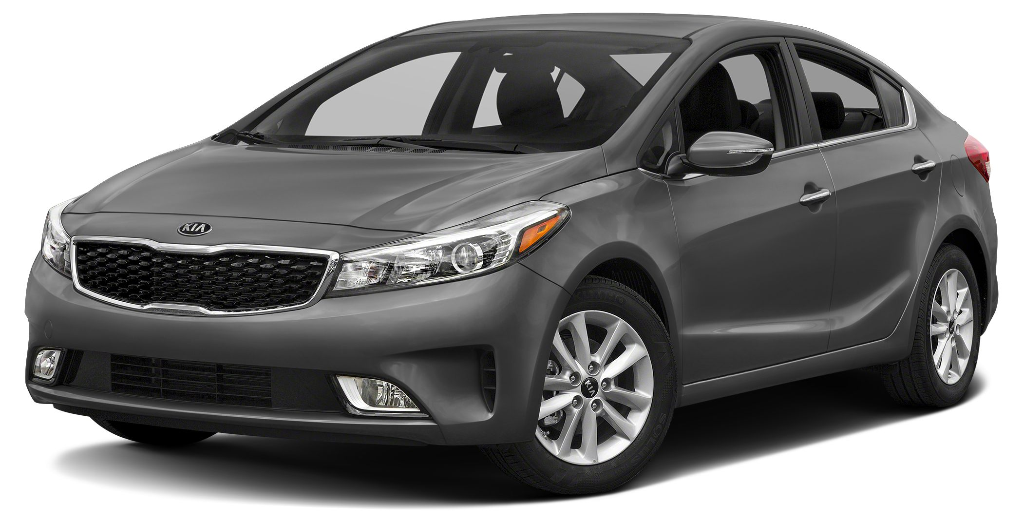 2017 Kia Forte S The Kia Forte is peppy economical and surprisingly loaded with tech features I