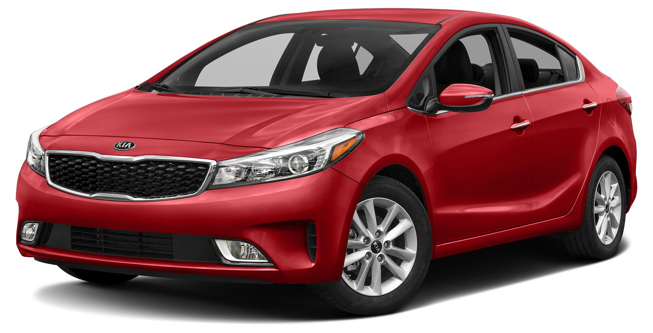 2017 Kia Forte S Miles 6Color Currant Red Stock K16397 VIN 3KPFL4A7XHE128673