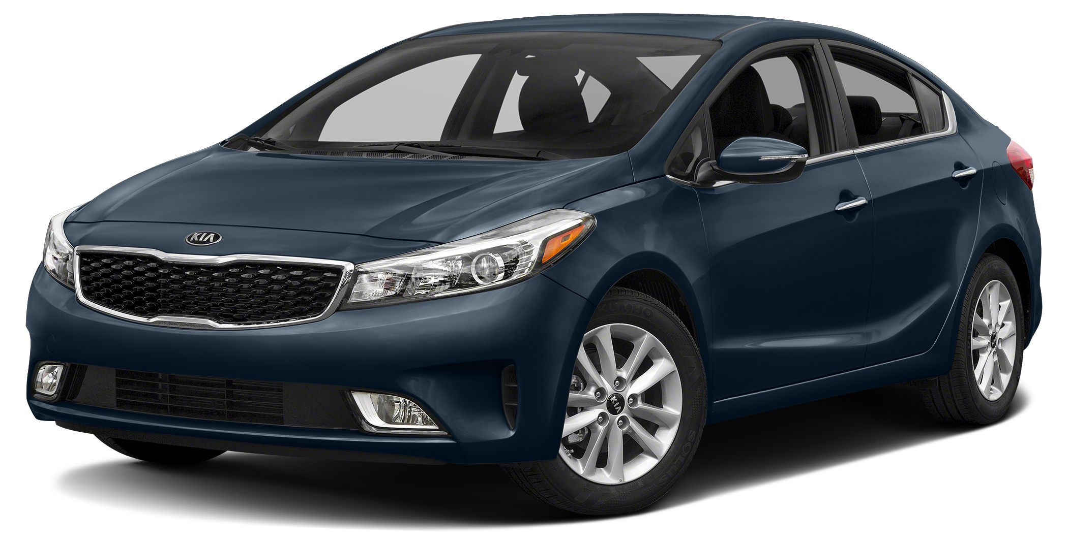 2018 Kia Forte S Miles 12Color Deep Sea Blue Stock K17608 VIN 3KPFL4A7XJE214345