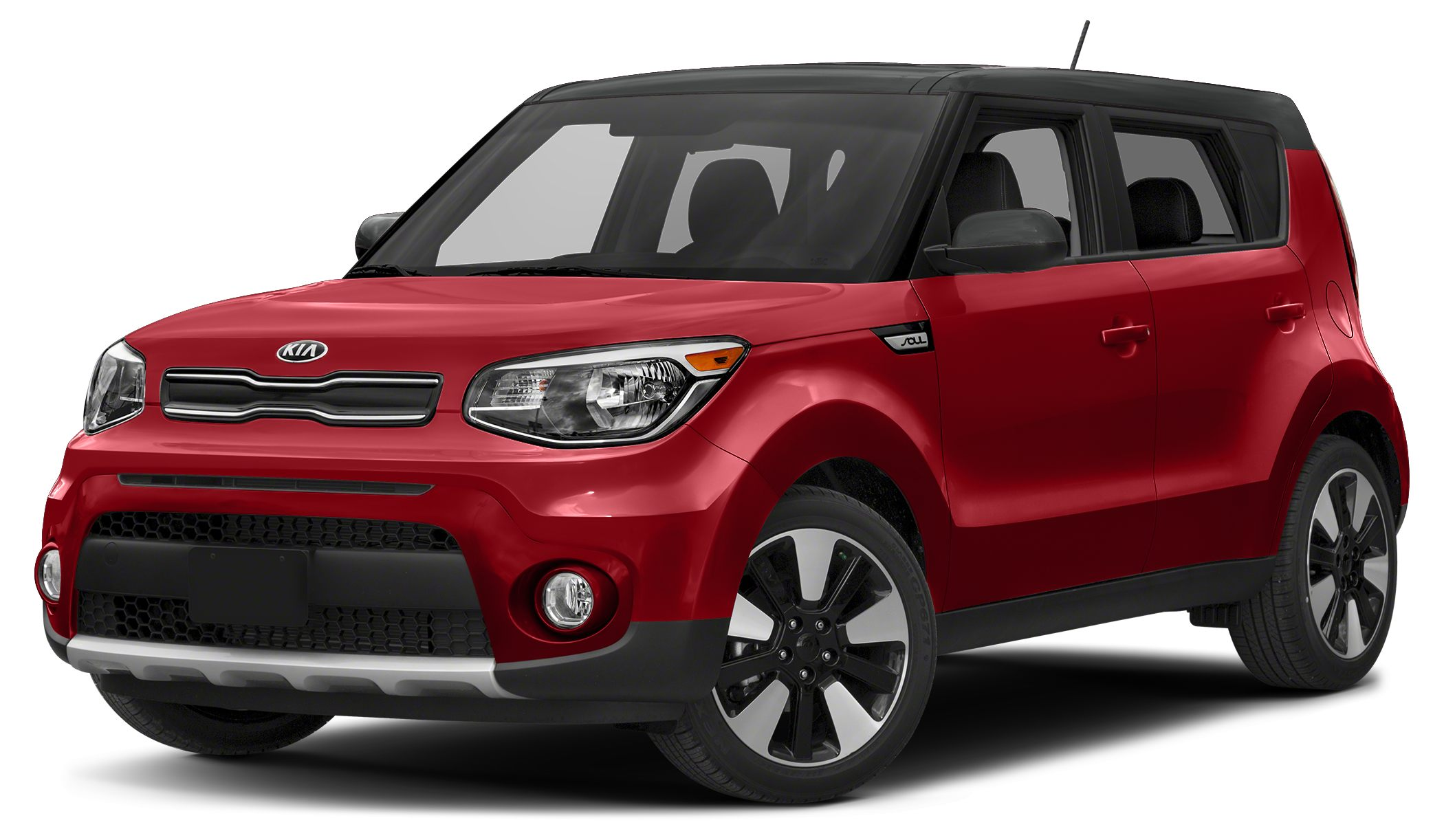 2018 Kia Soul  Miles 25Color Inferno Red  Black Roof Stock K8564 VIN KNDJP3A57J7563552