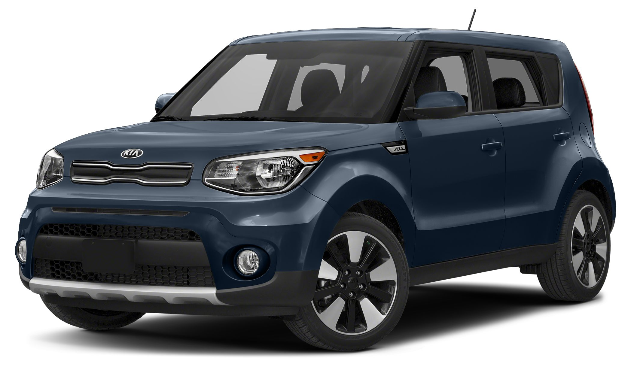 2018 Kia Soul  Miles 3Color Mysterious Blue Stock SB17553 VIN KNDJP3A58J7570672